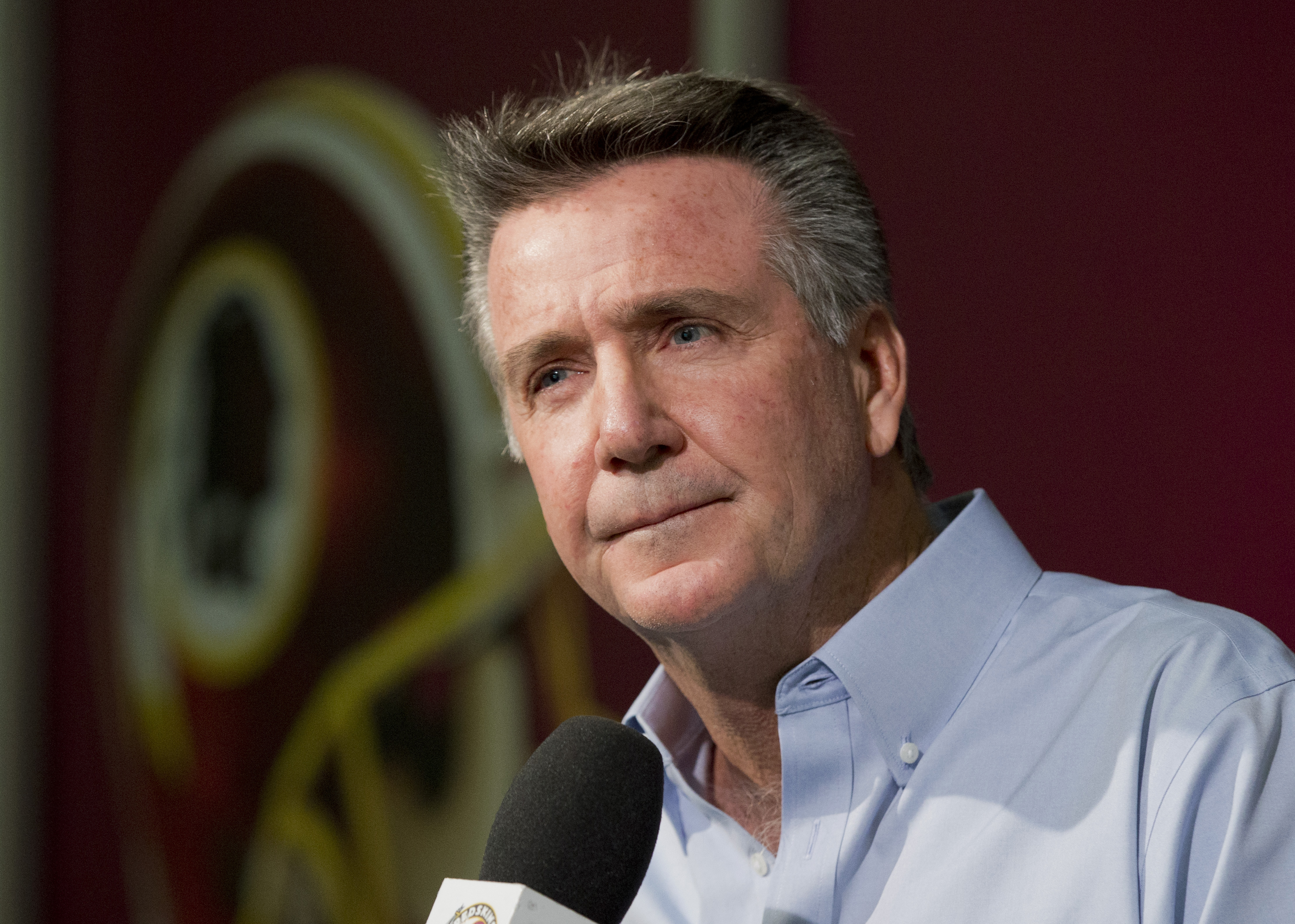 Redskins' Bruce Allen: RG3 cleared to play Sunday