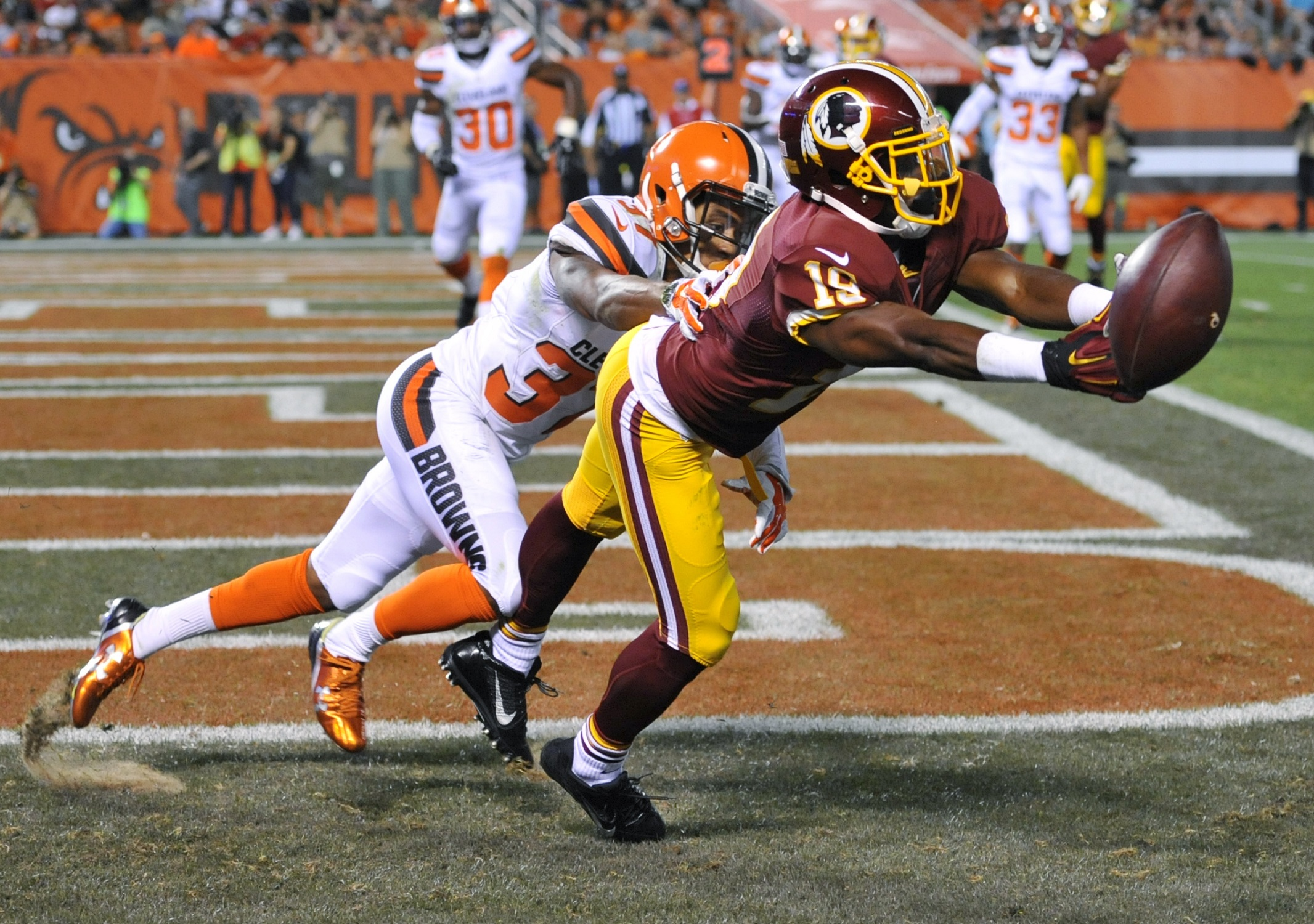 Redskins look for continued progress in preseason home opener