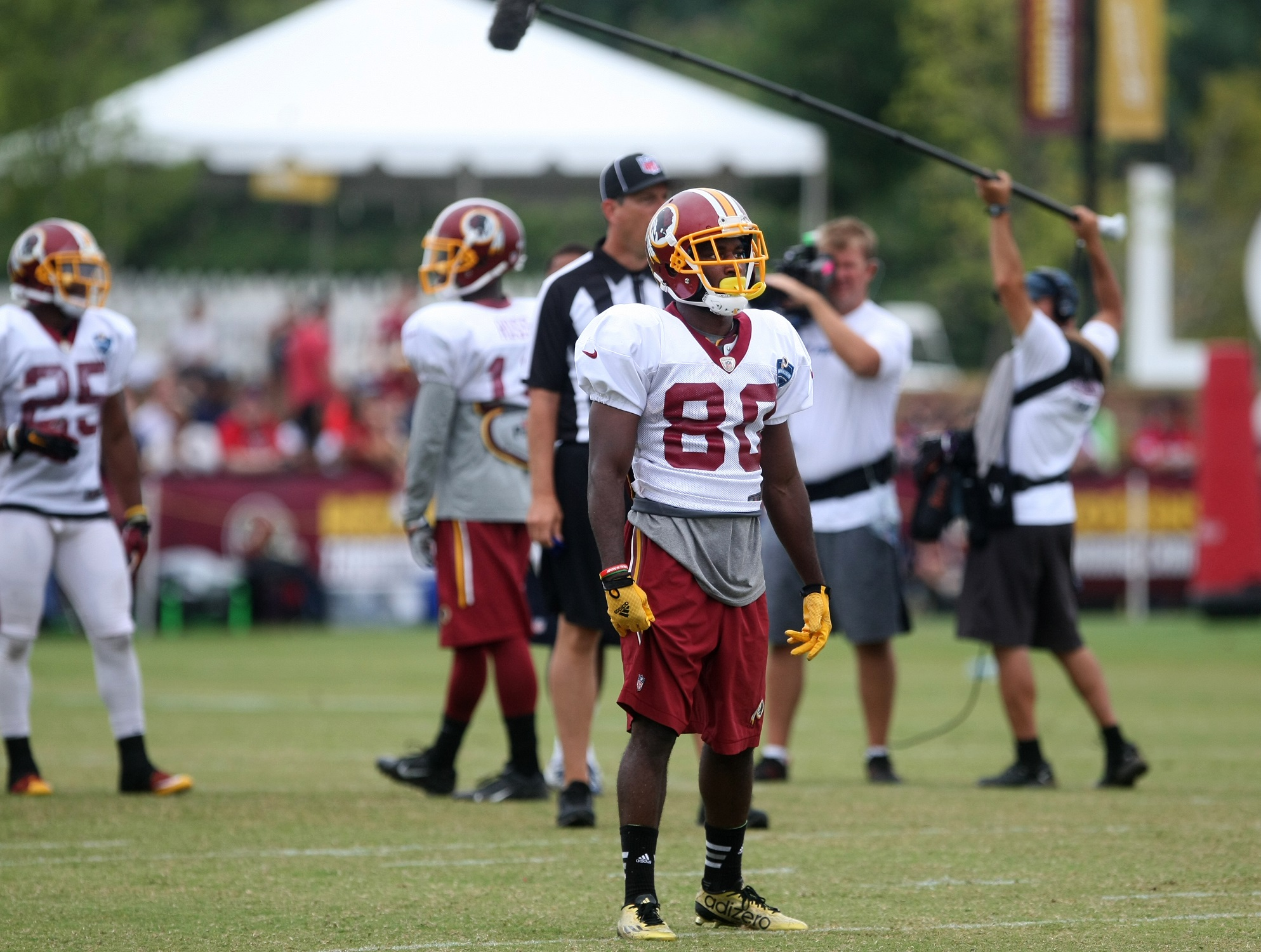 In the dog days of training camp, players ready to get back home
