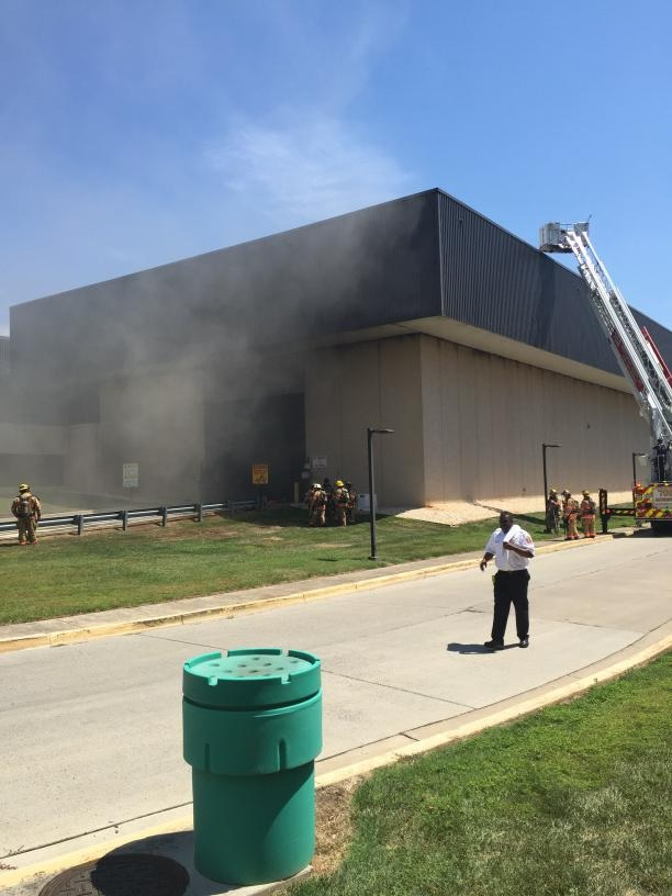 Trashed boat sparks fire at Montgomery County garbage site