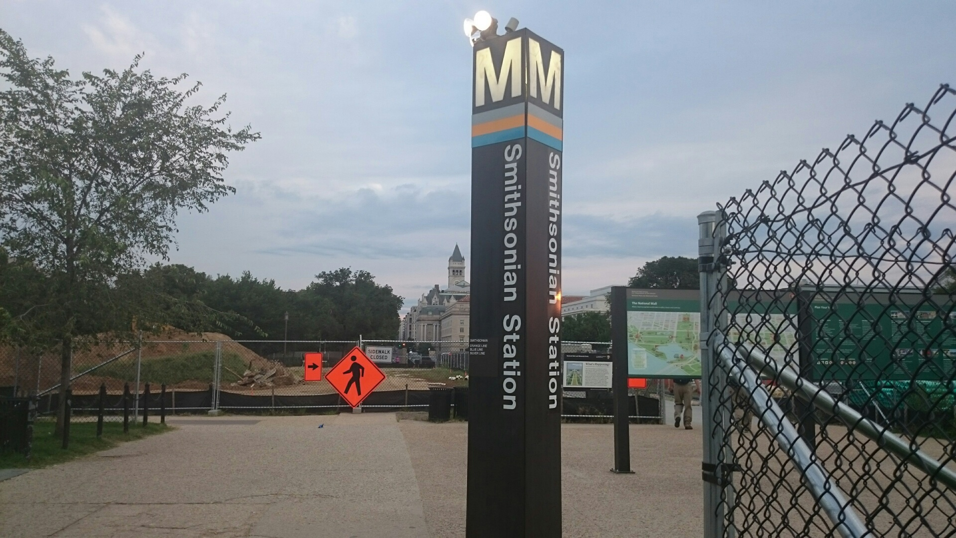 Metro committee recommends new names for 2 D.C. stations