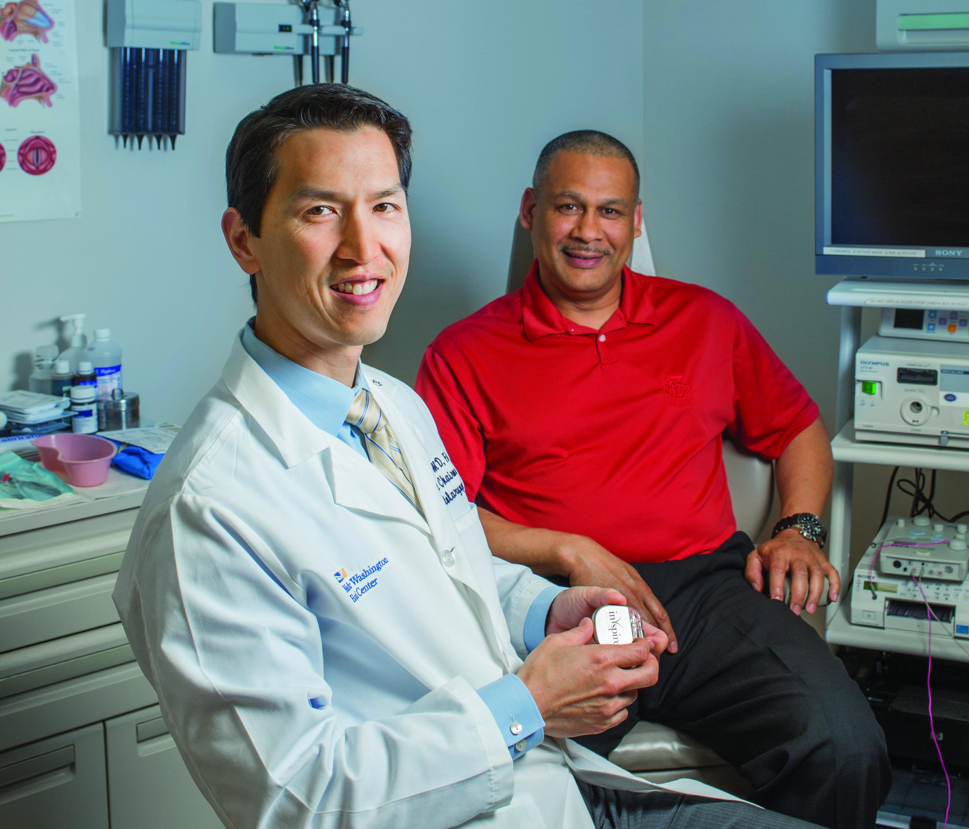 New relief for sleep apnea sufferers