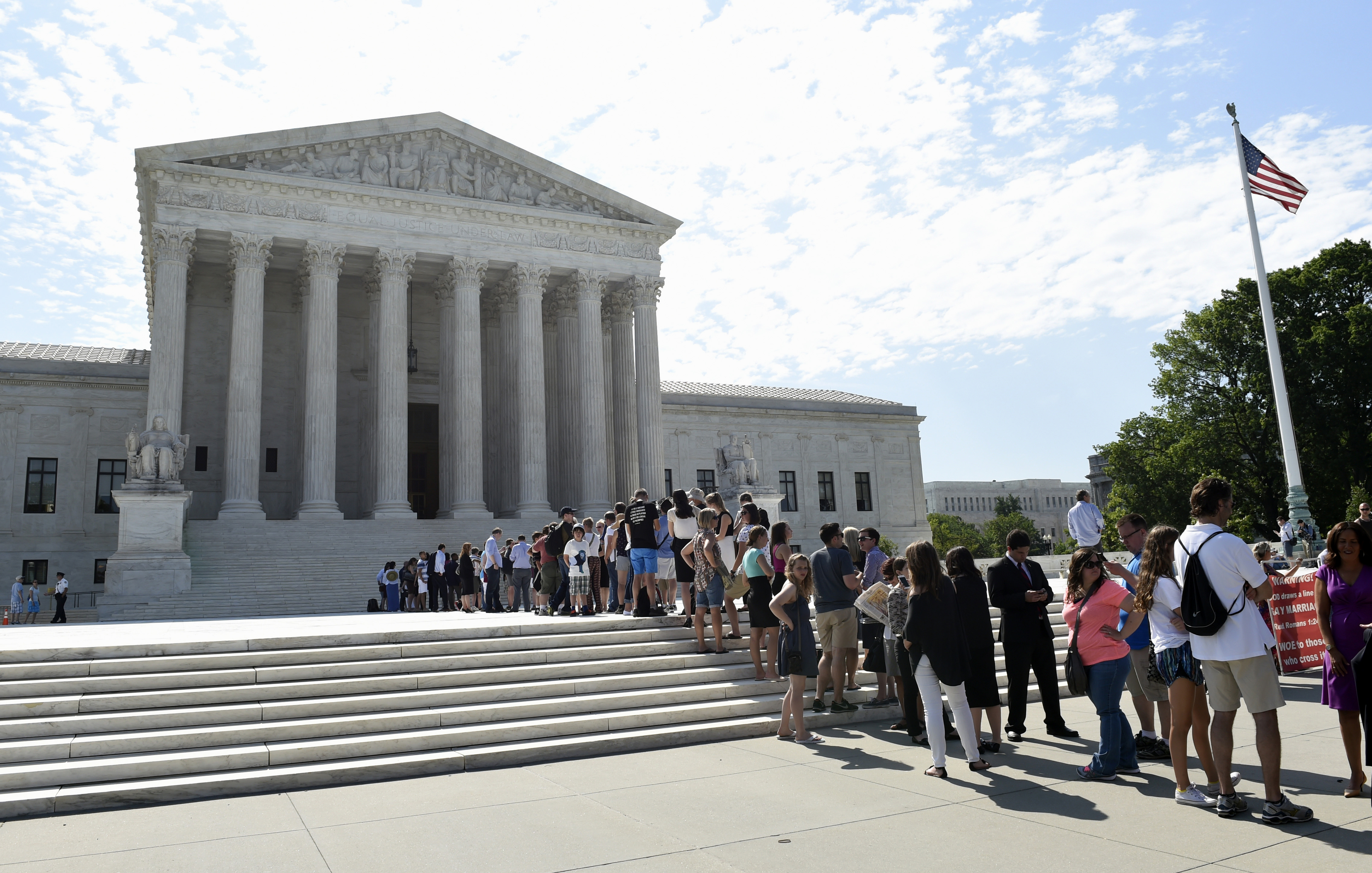 Supreme Court justice tops list of most influential people