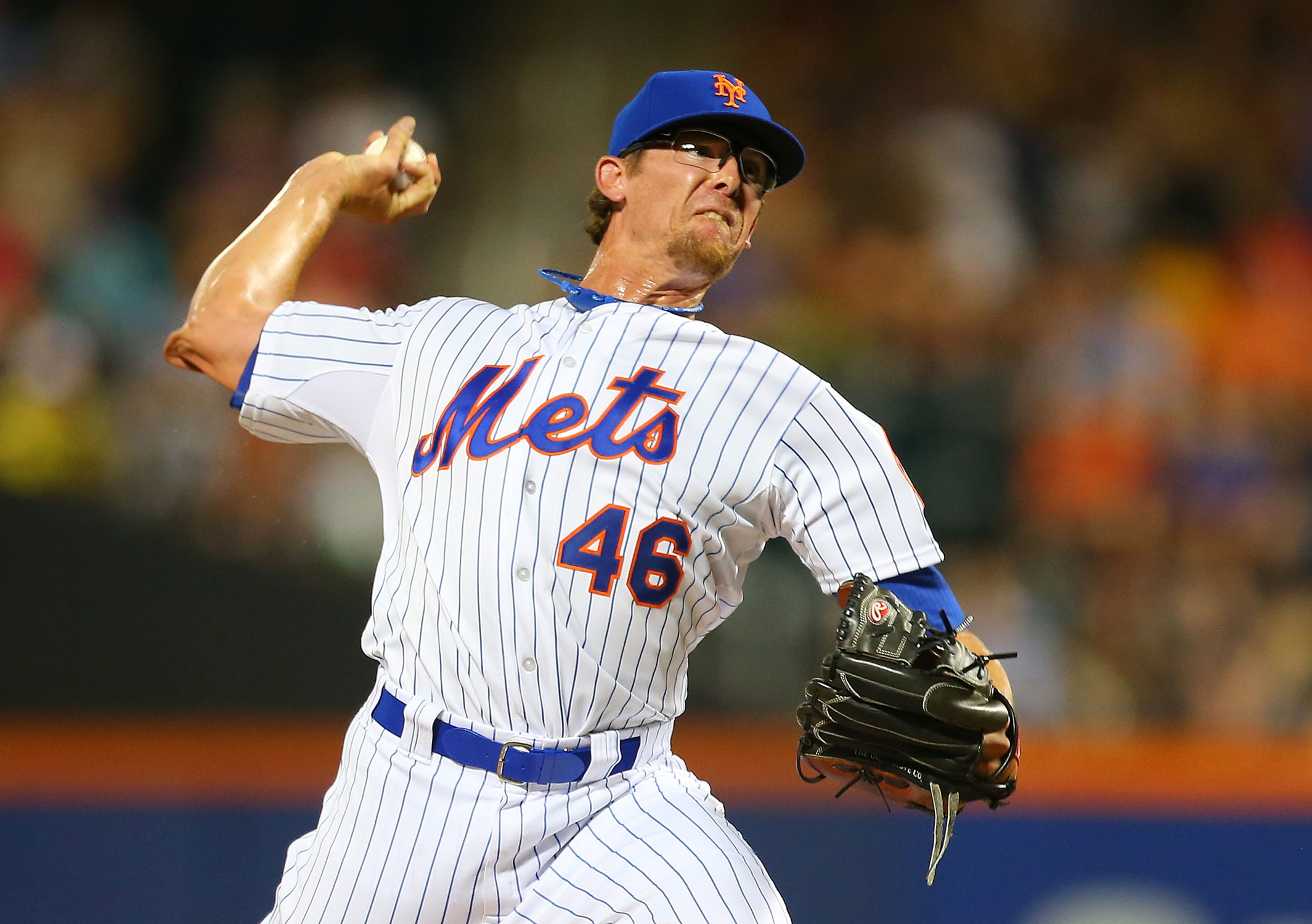 Clippard back at home in NL East