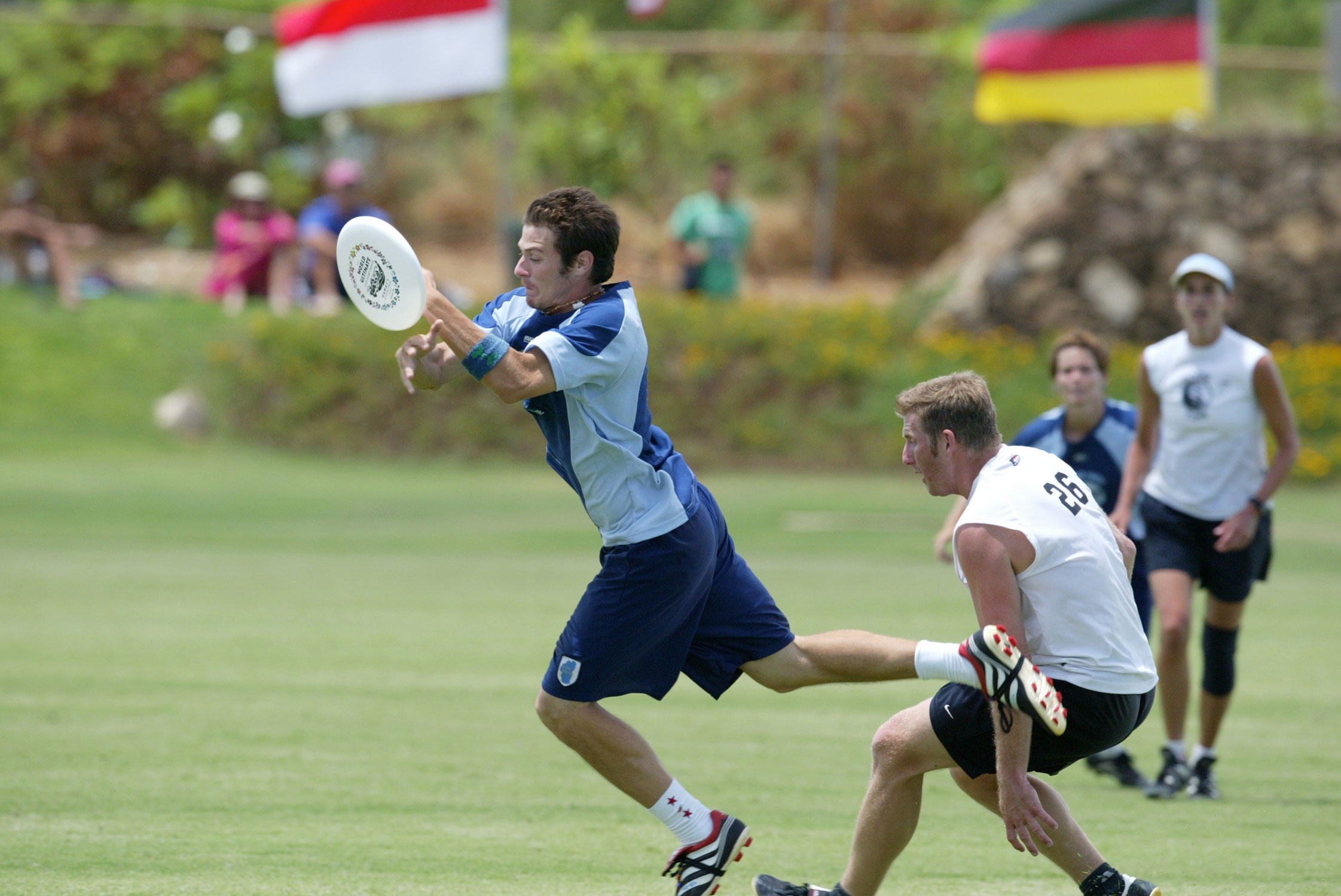 D.C.'s Ultimate Frisbee community reacts to Olympic news