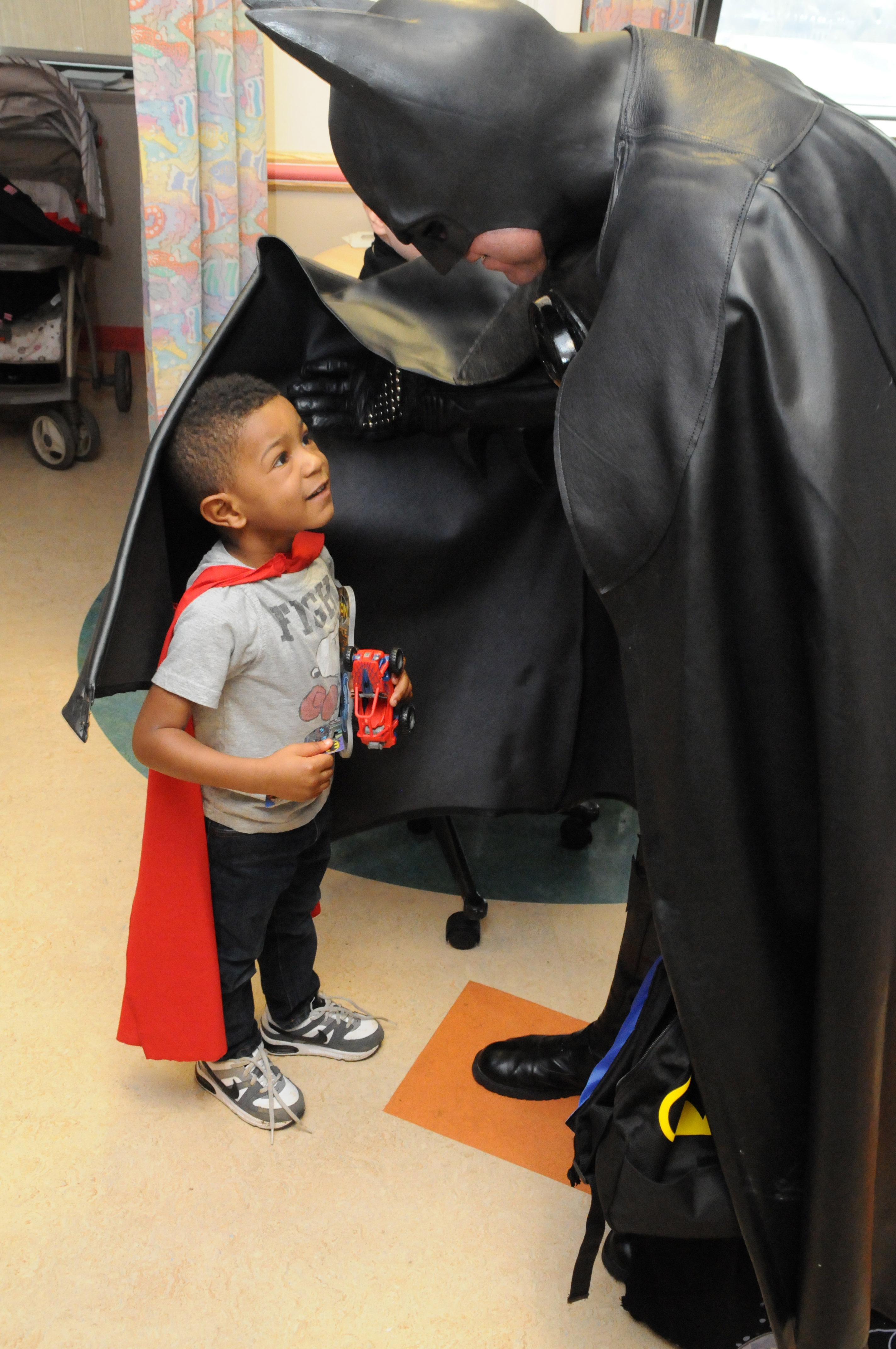 Md. man known for Batman charity work killed in weekend crash