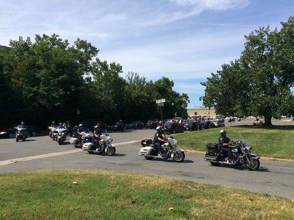 PHOTOS: Bikers participate in annual Sept. 11 ride