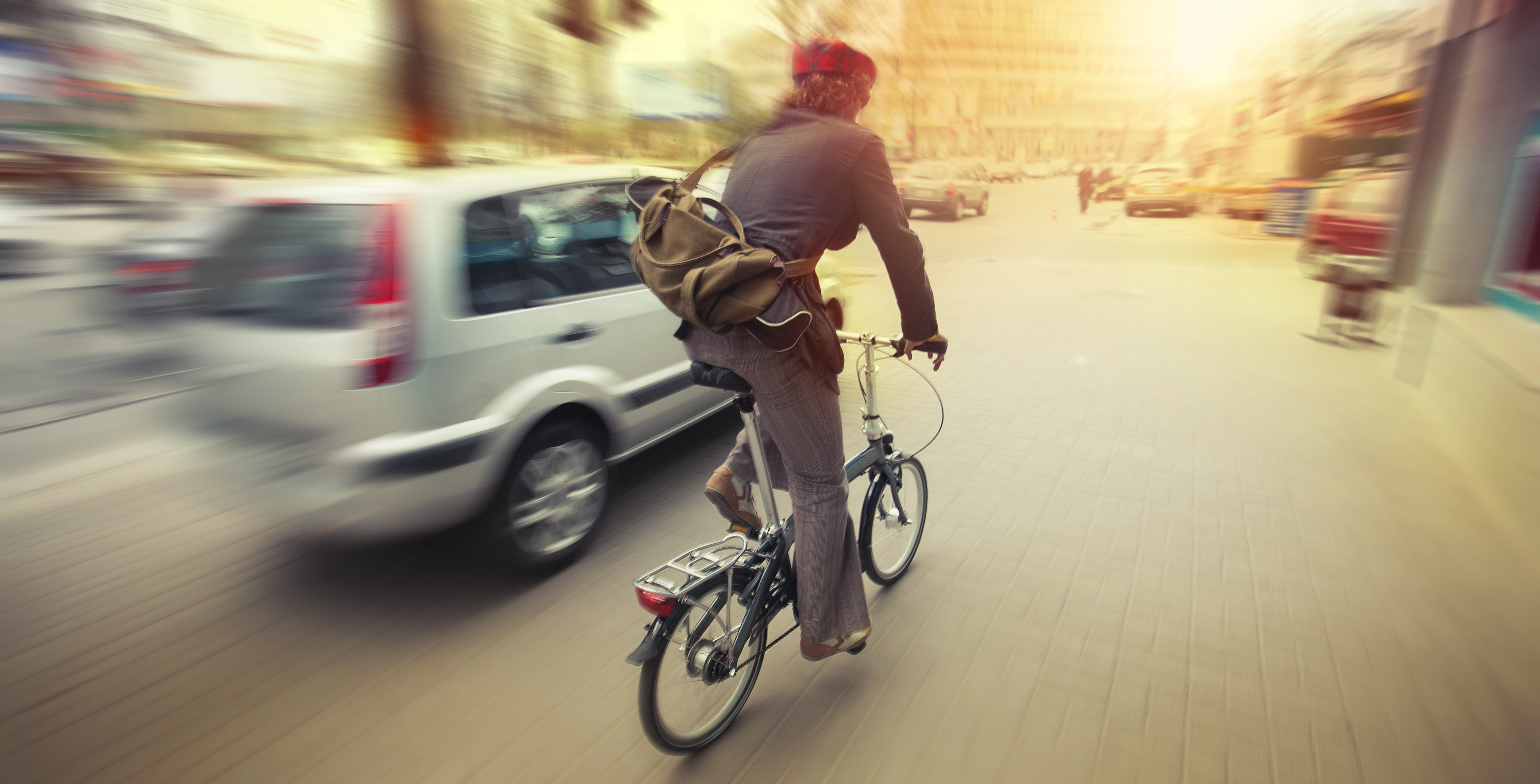 New map shows high- and low-stress biking areas in Montgomery Co.