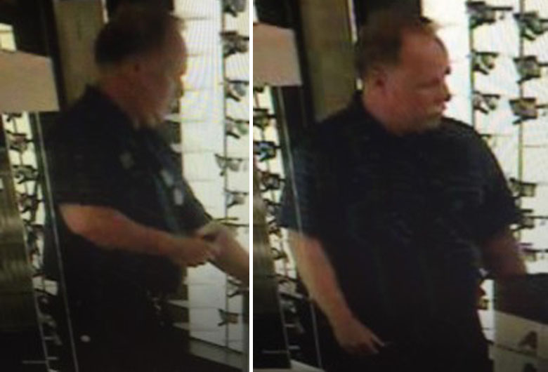 Police seek suspect in Friendship Heights thefts