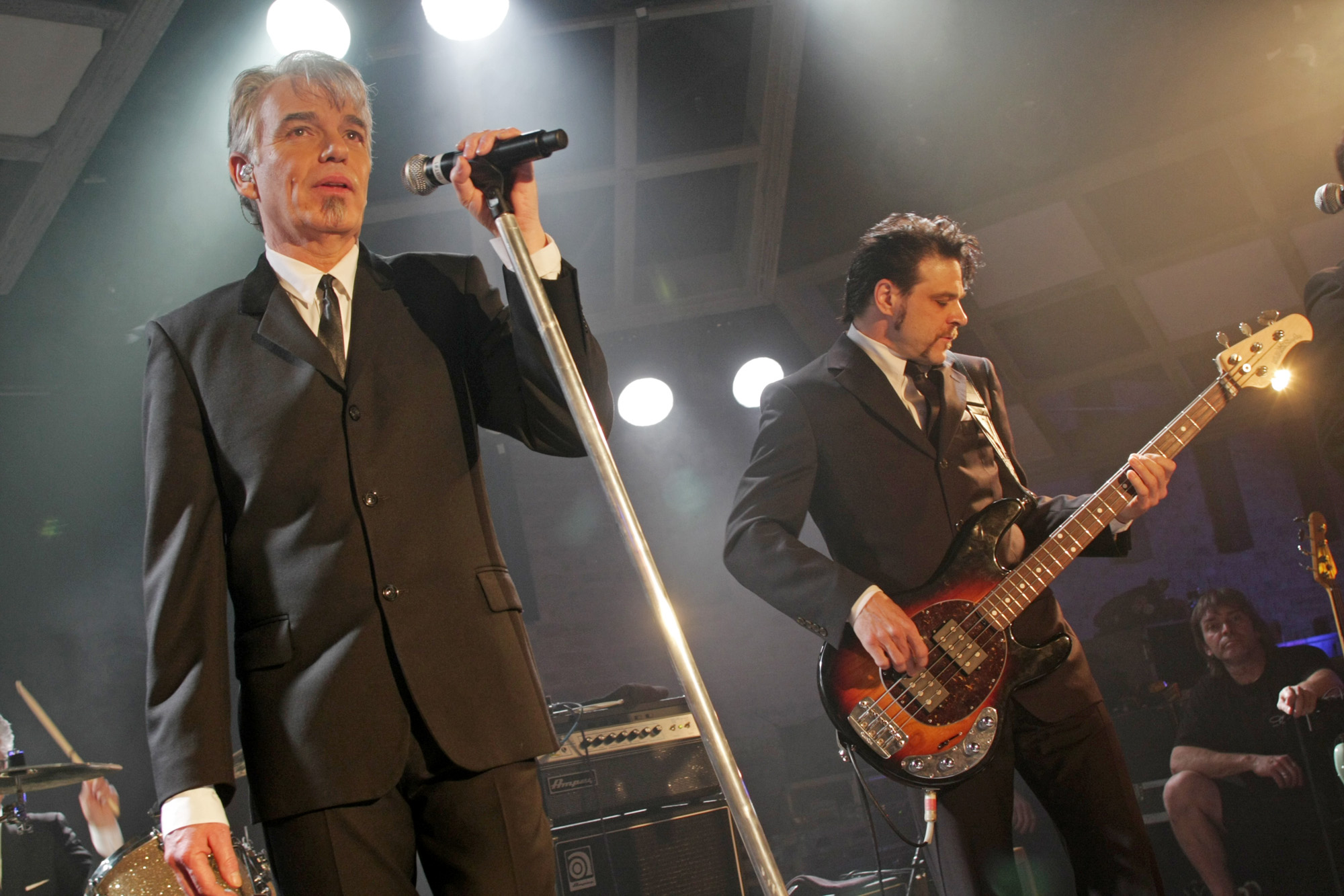 Billy Bob Thornton brings his band to The Birchmere