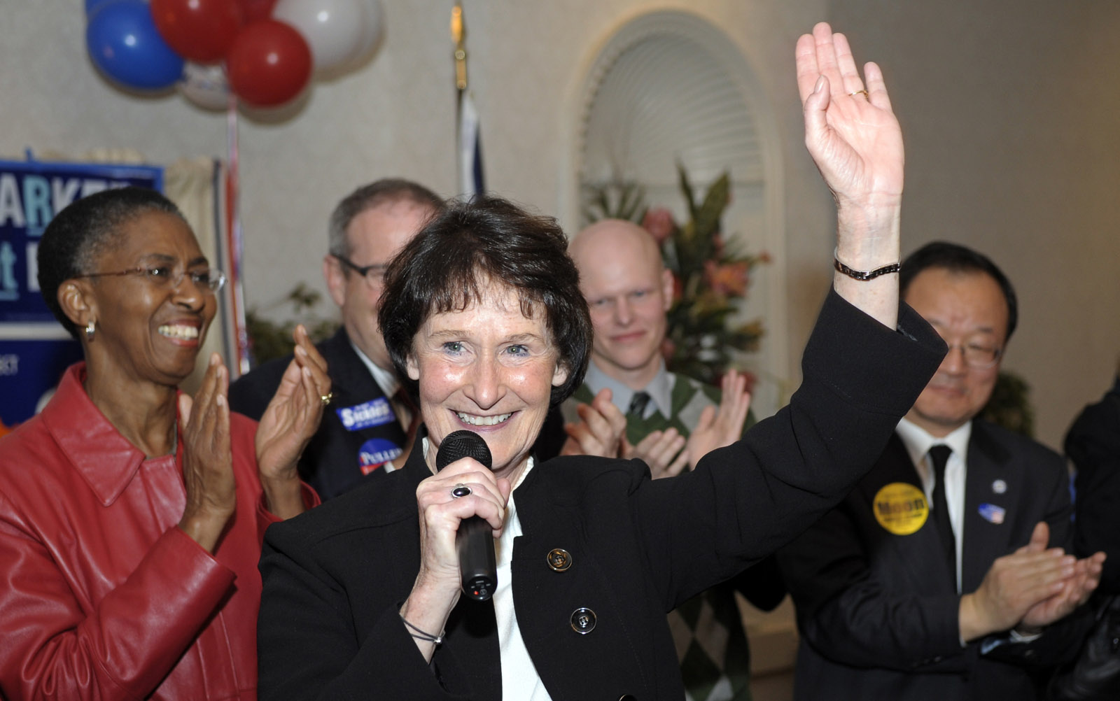Bulova will not seek third term at helm of Fairfax County