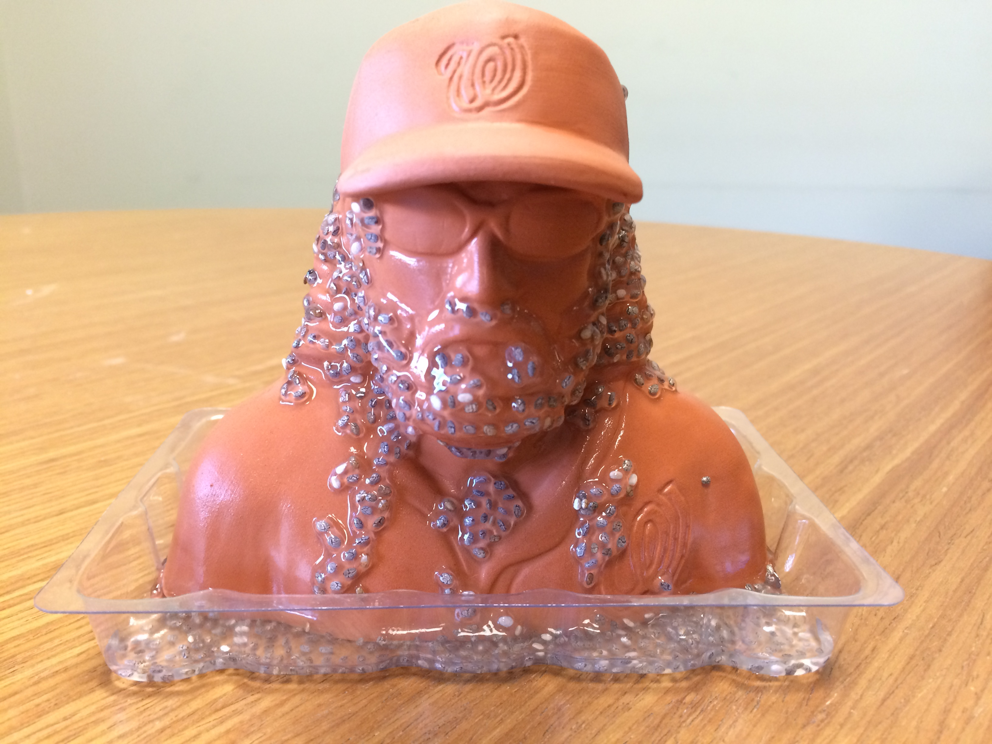 Is Chia Jayson Werth's beard a harbinger of his performance?