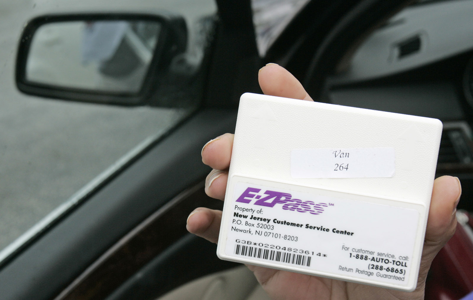 E-ZPass Md. website down, but customers won't owe late fees