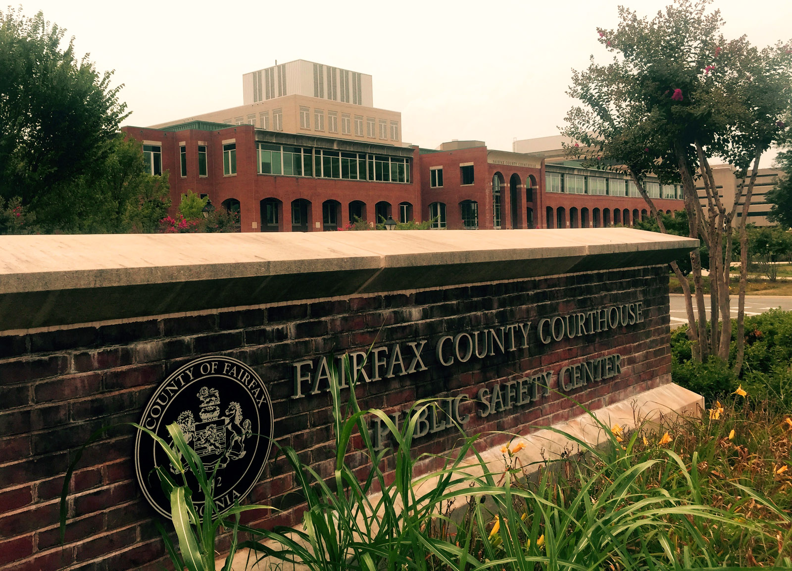 Fired Fairfax Co. elections head sues after drug charges dropped