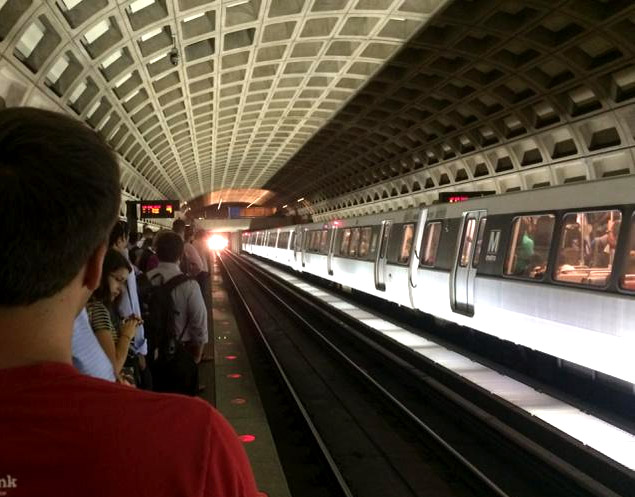 Limited Blue, Orange line service resumes