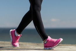 Want to protect your knees? A study says losing weight could be your best bet. (Getty Images/iStockphoto/dolgachov)