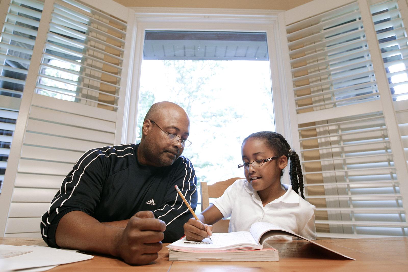 Study strategies to help reduce kids' school-related stress