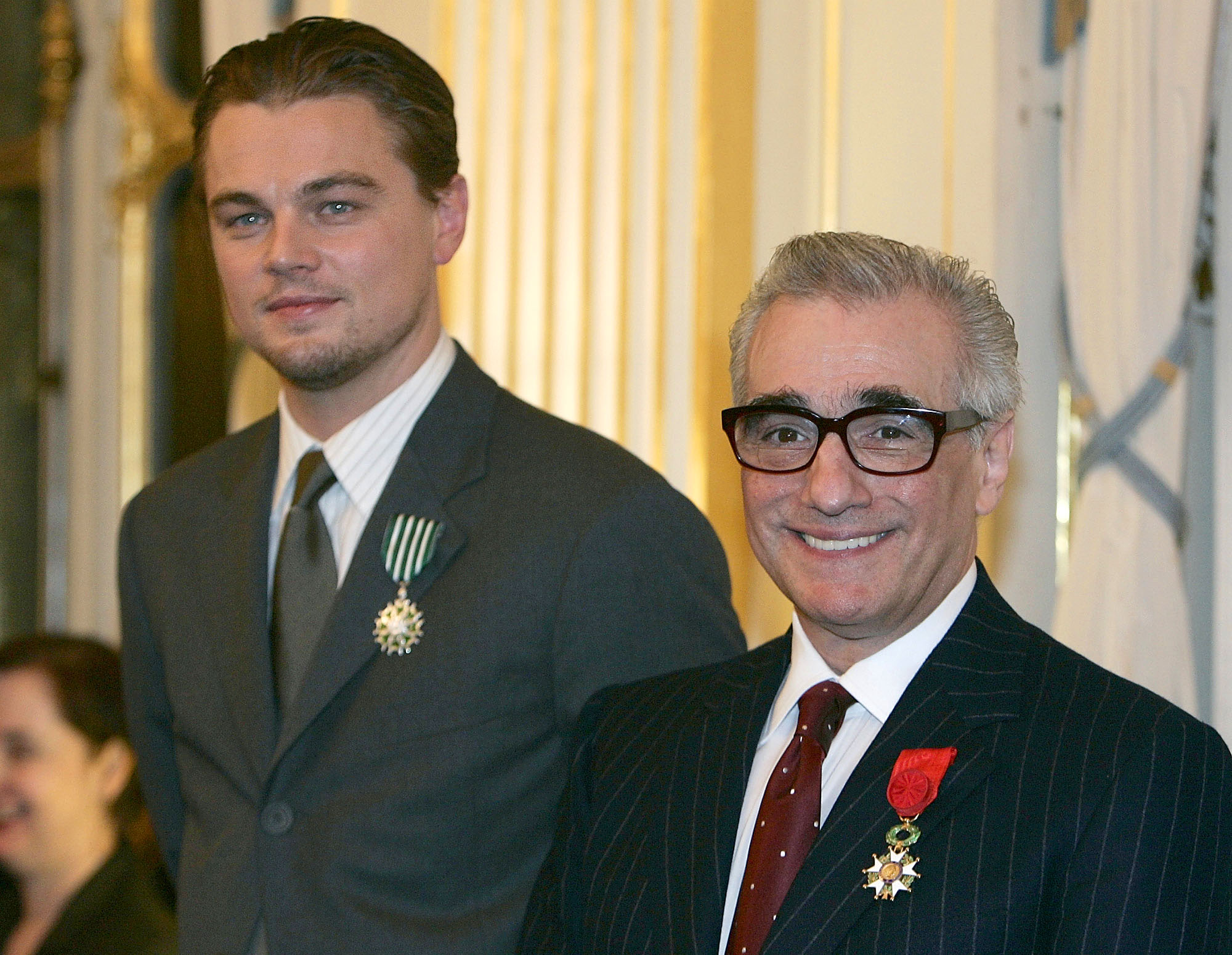 DiCaprio reunites with Scorsese to play serial killer