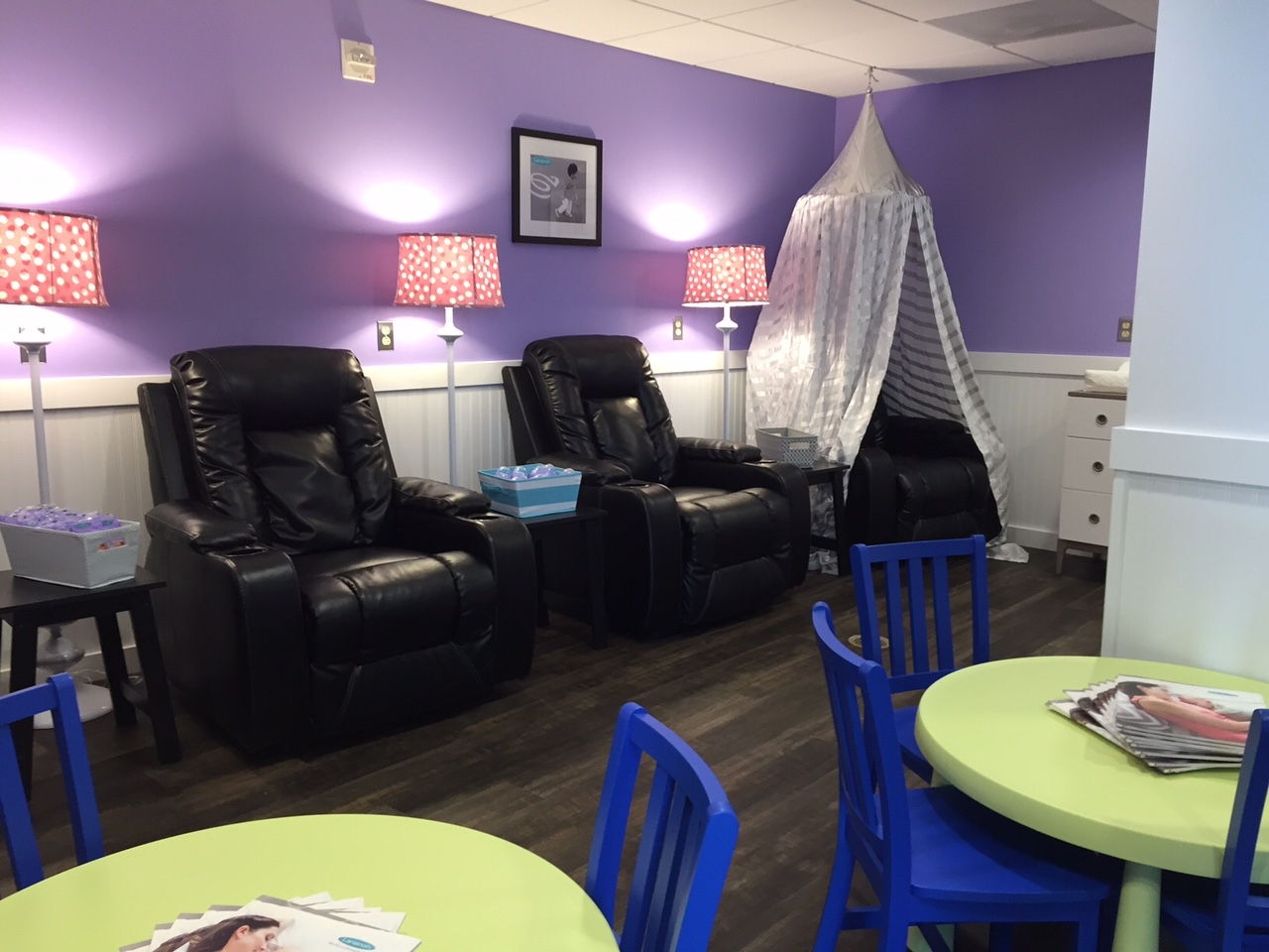 Washington Nationals debut private breast-feeding lounge
