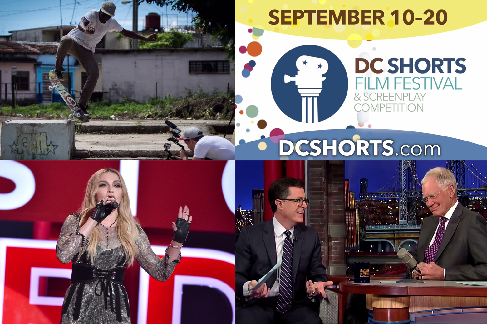 Top of Month: September Entertainment Guide