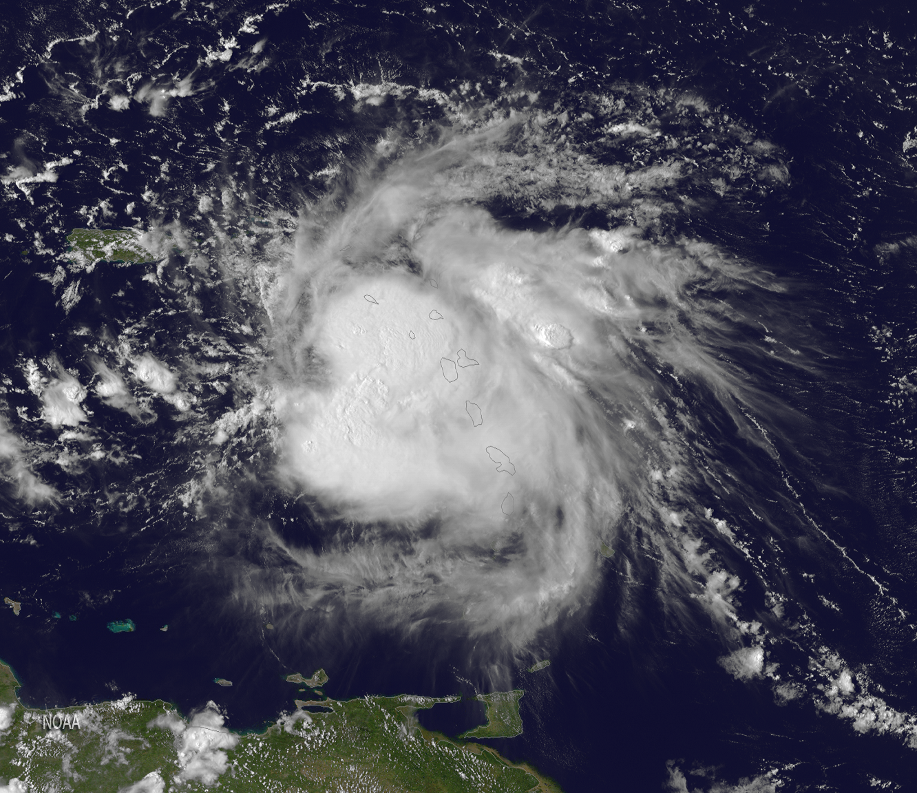 What to expect from Tropical Storm Erika