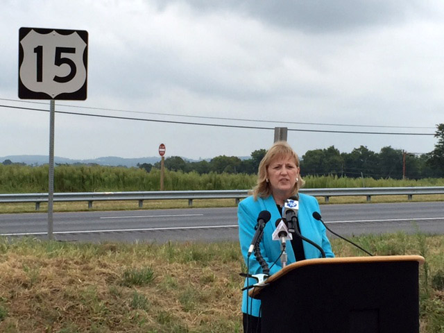 Traffic solutions coming to U.S. 15 and Fort Detrick