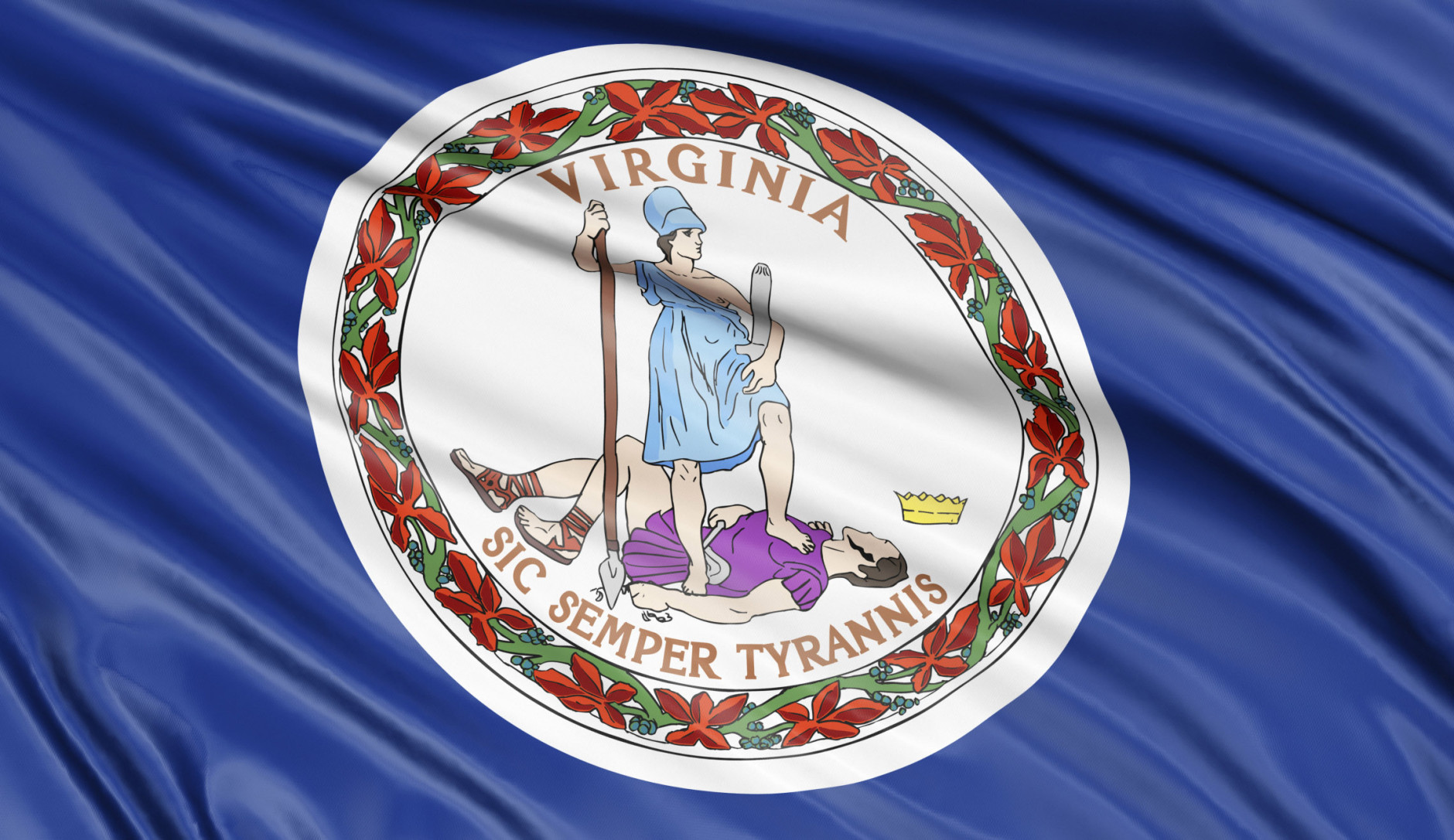 Virginia is still among the top states for doing business on CNBC's annual list, but its slide continues. (Thinkstock)