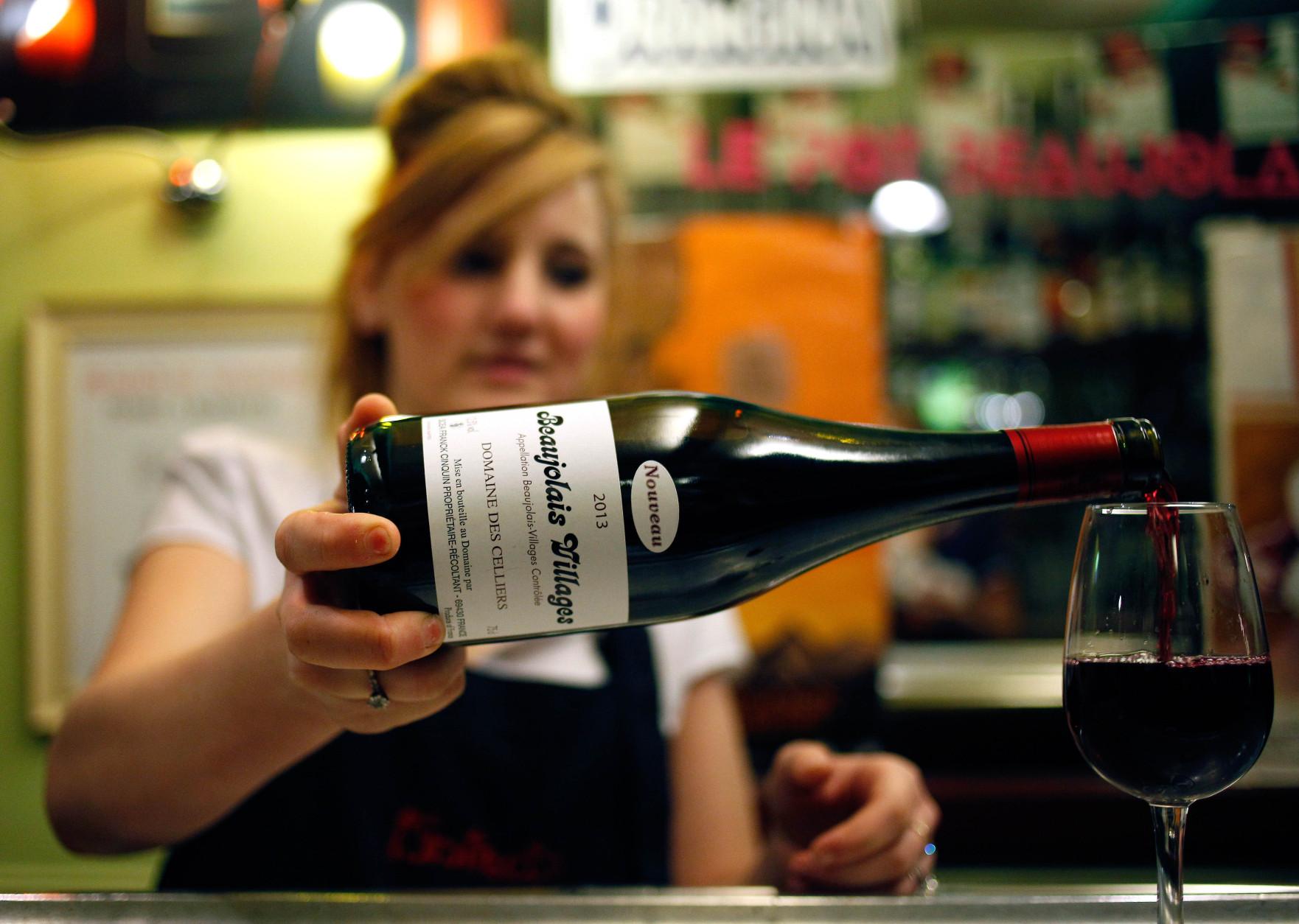 Wine of the Week: Beaujolais Nouveau