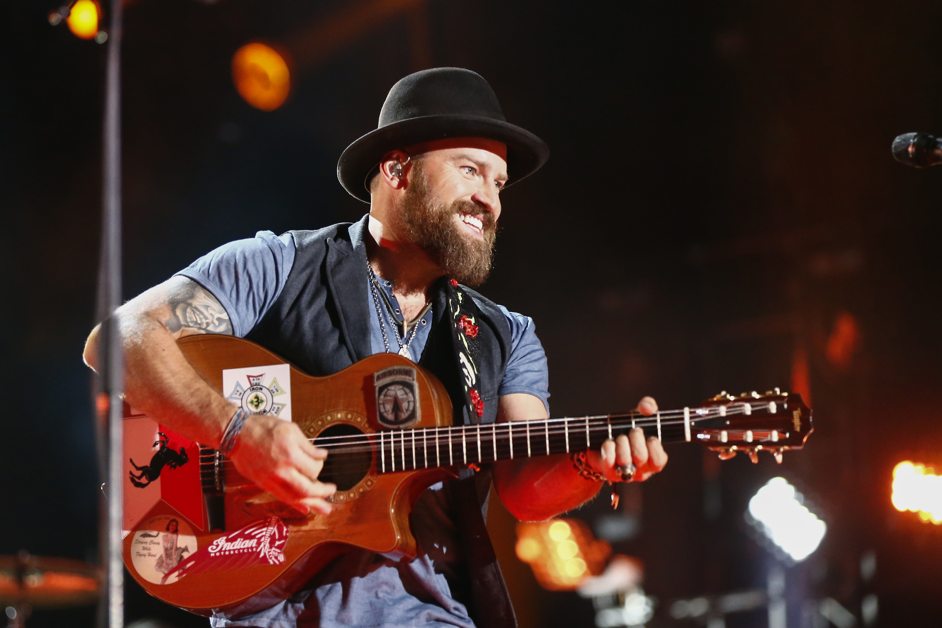 Zac Brown's best songs ahead of Nats Park show