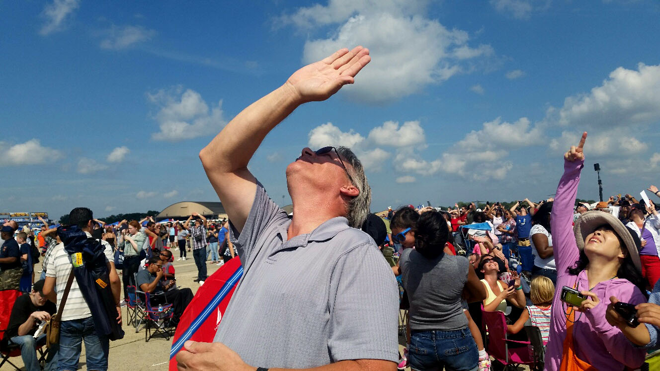 Photos: Airshow returns to Joint Base Andrews