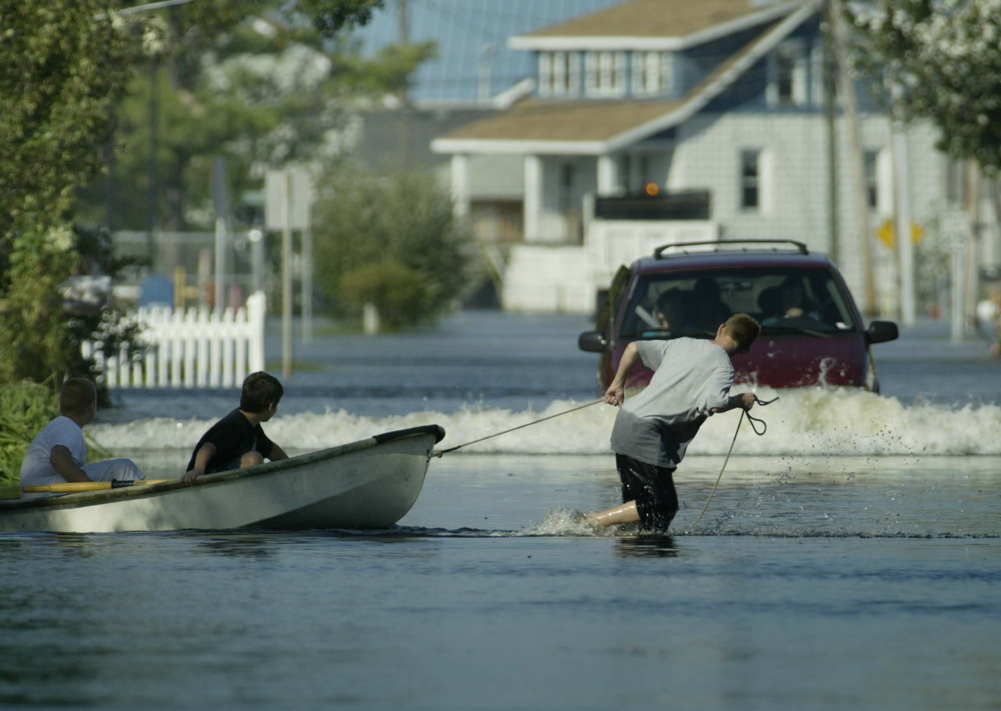 Looking back: Hurricane Isabel