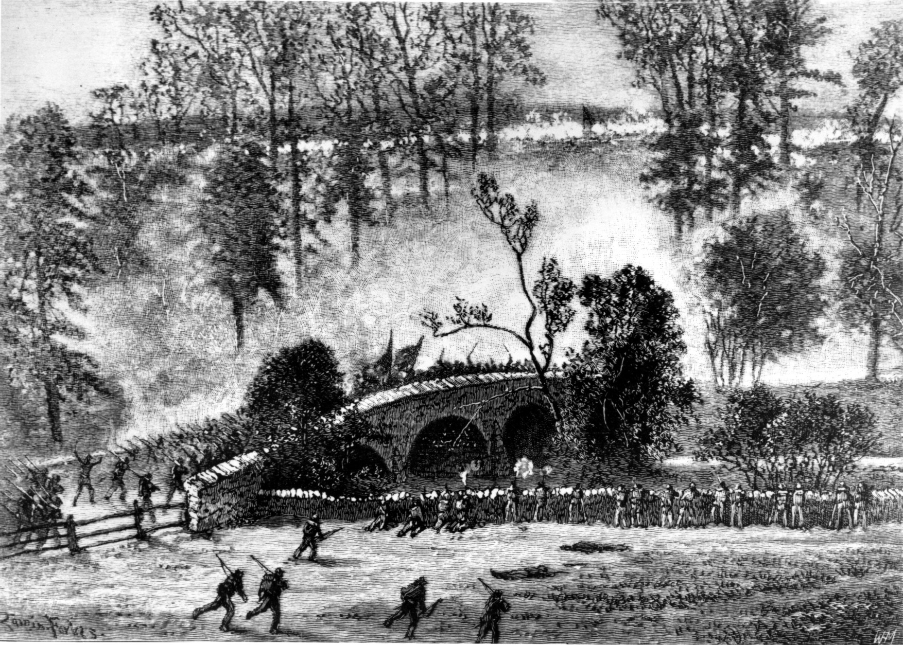On this date in 1862, more than 3,600 men were killed in the Civil War Battle of Antietam in Maryland. (AP Photo)