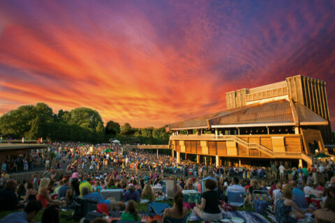 Wolf Trap presents series of 'Thank You Community Concerts' this weekend