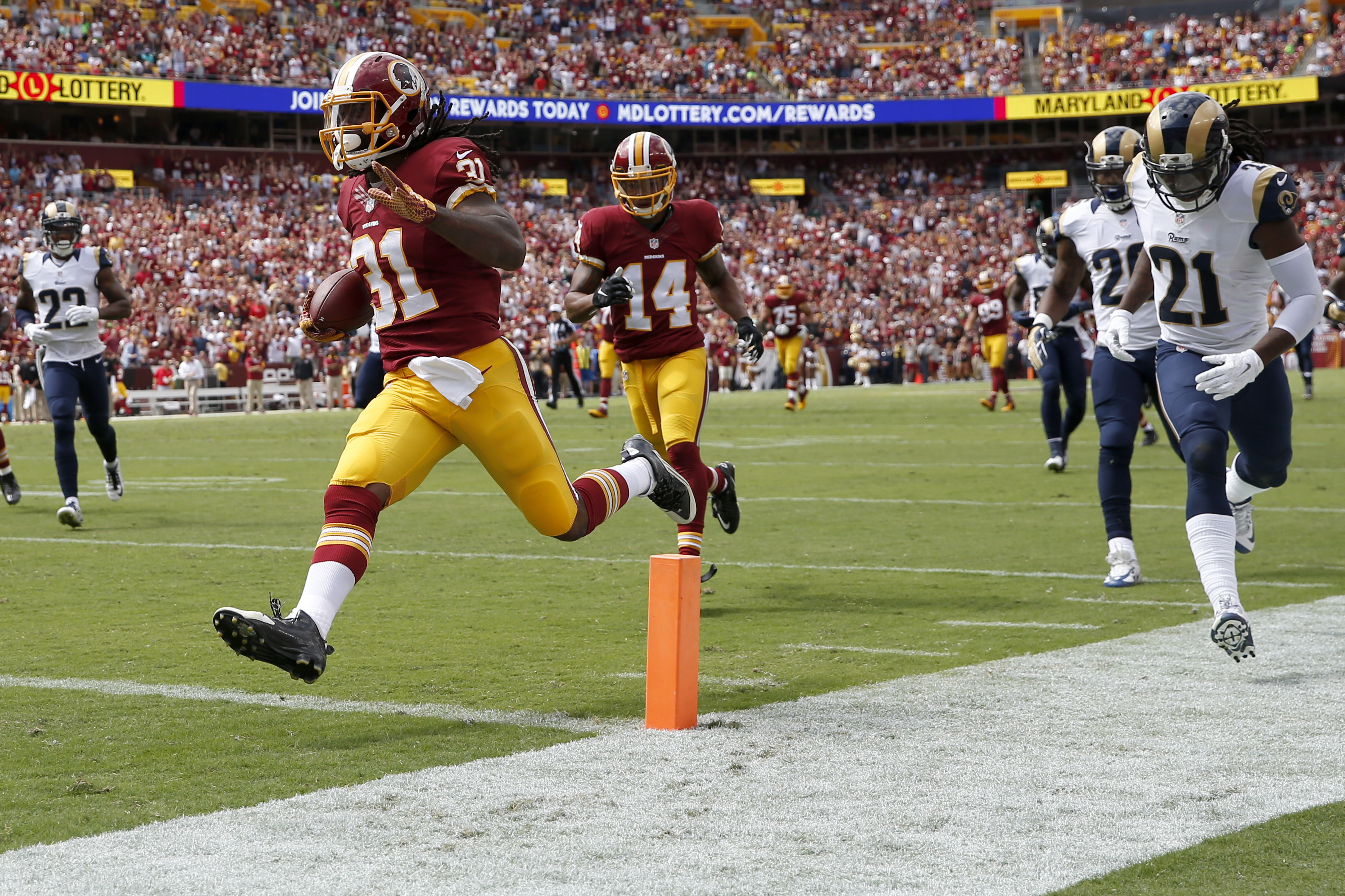 Redskins' new identity is grounds for celebration