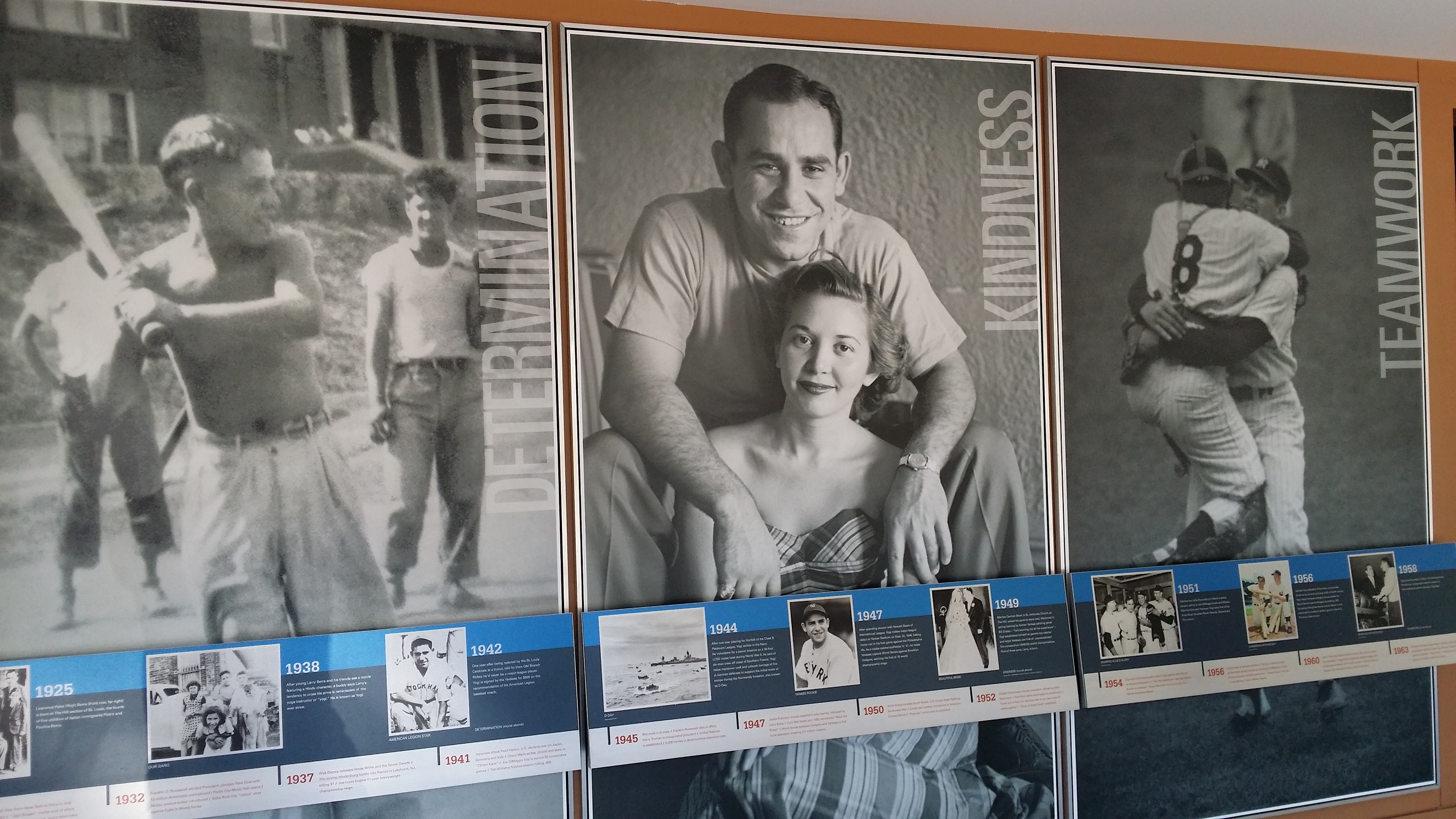 After his death, Yogi Berra's legacy lives on at museum