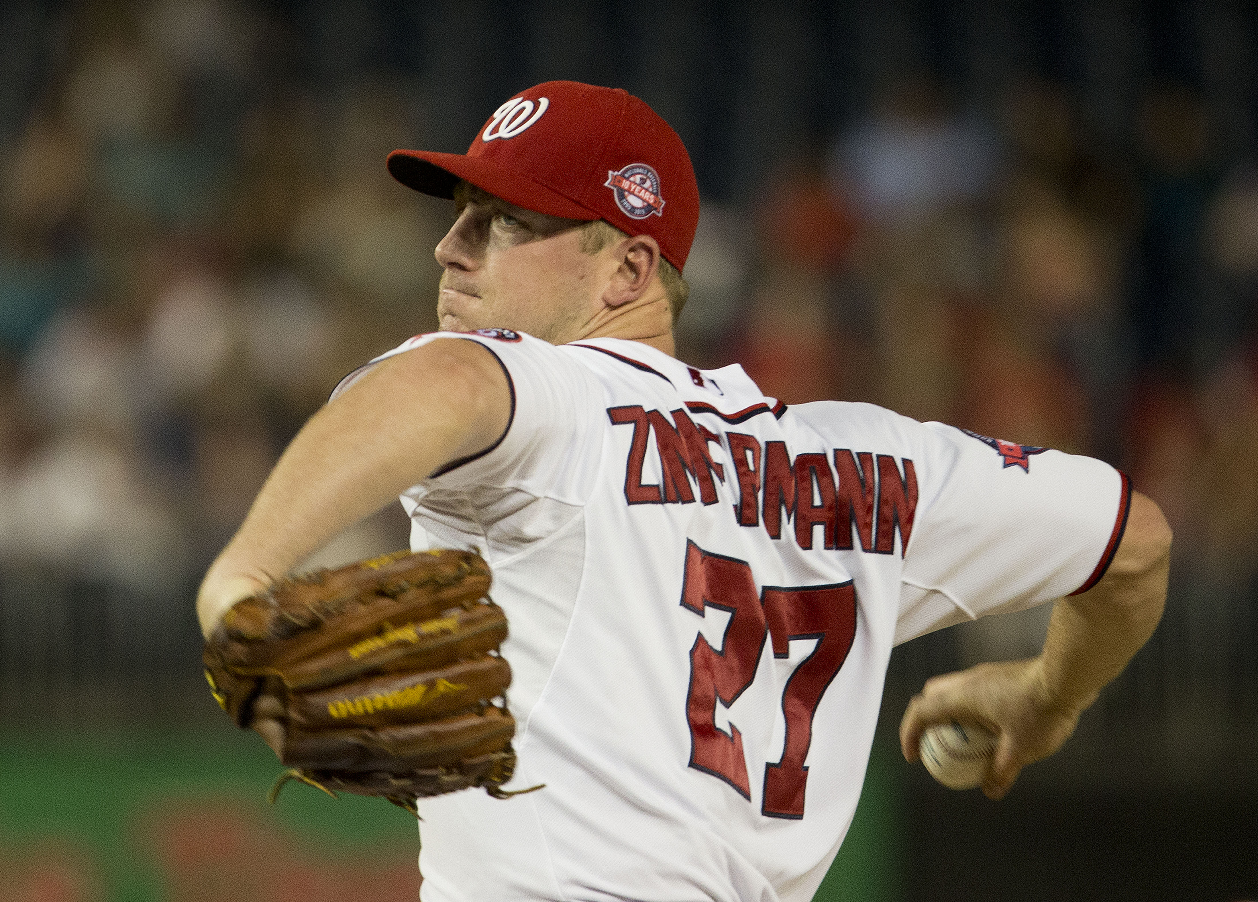 Reports: Zimmermann, Tigers reach $110 million, five-year deal