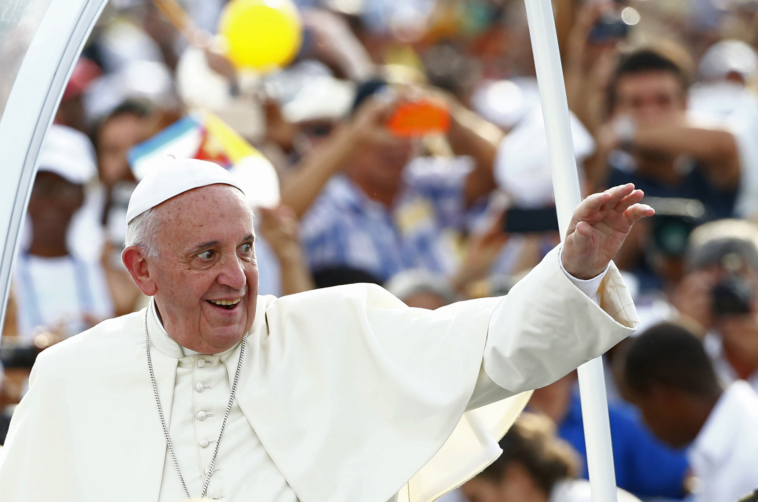 Hassle-free alternatives to get to papal, other events in D.C.