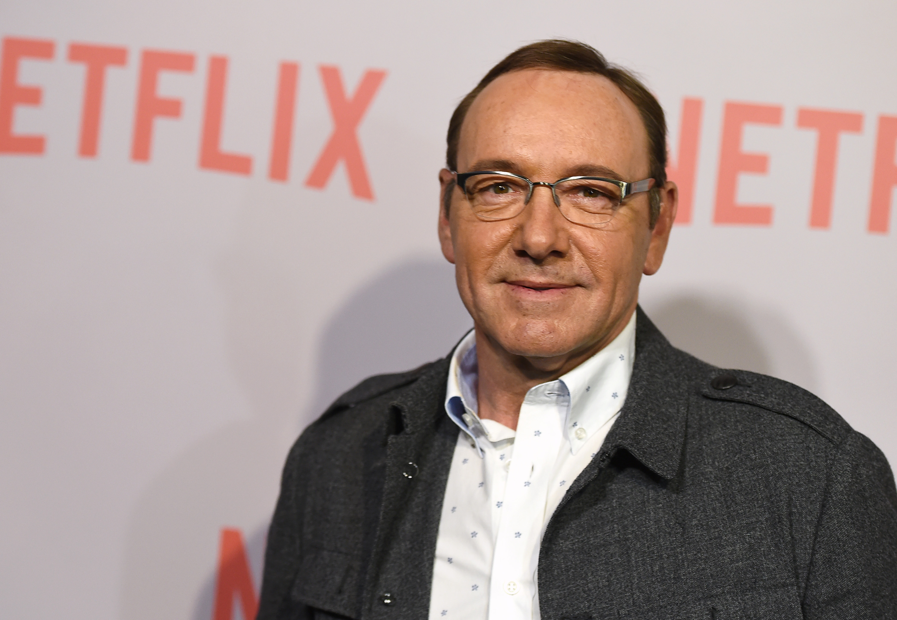 Kevin Spacey to produce scripted series based on the Unabomber