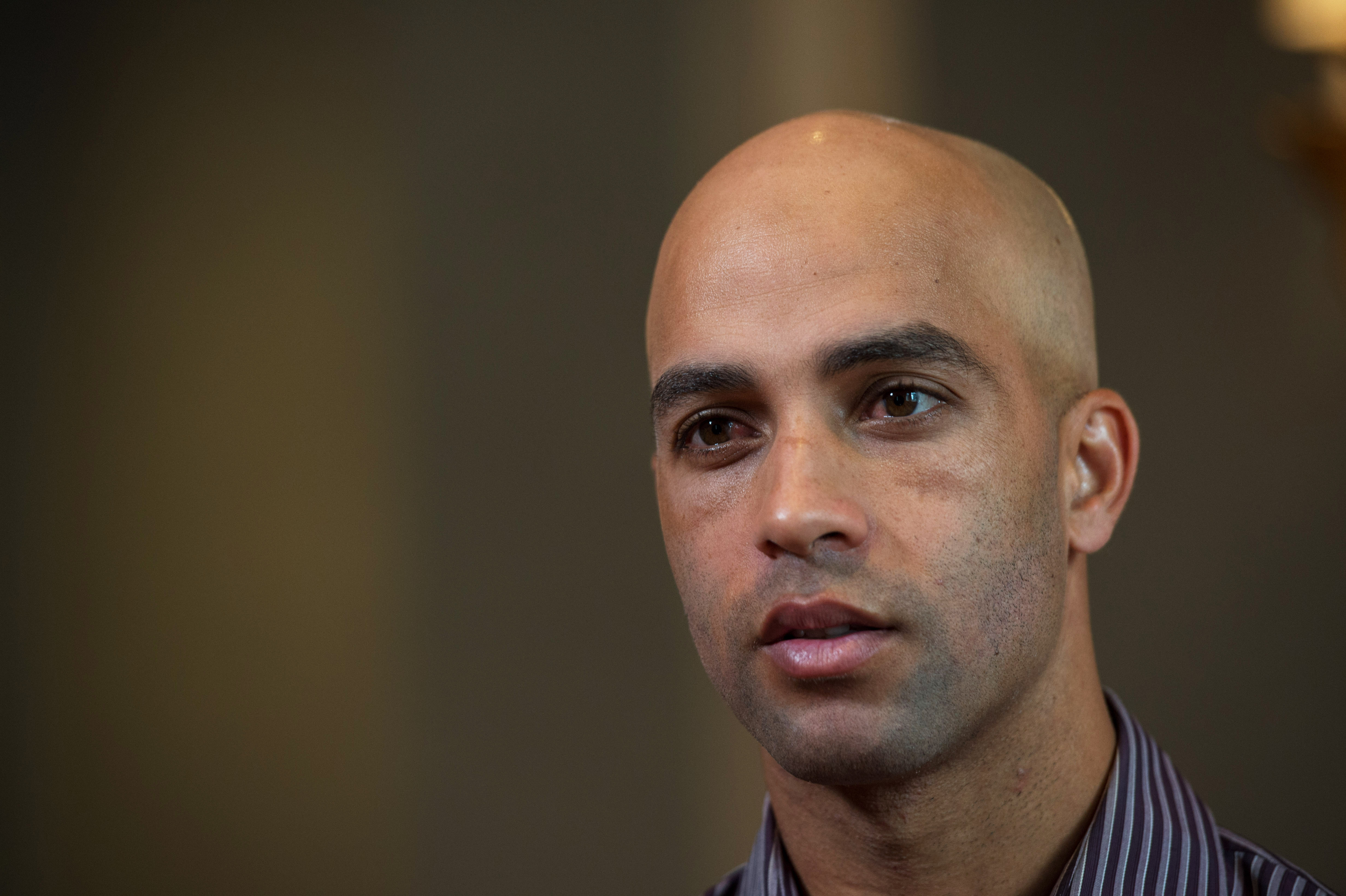 ex tennis star james blake fire nyc officer who tackled me wtop