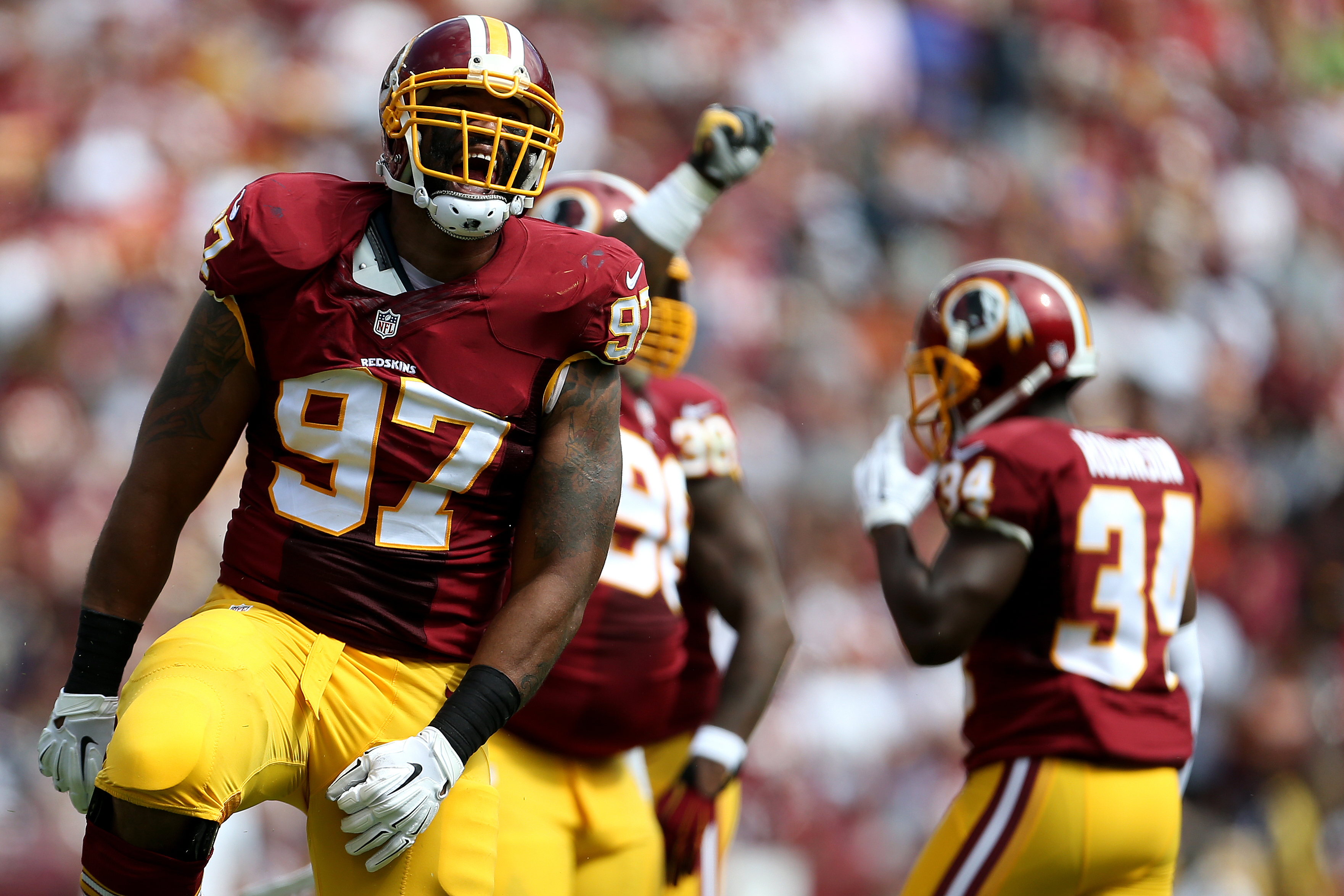 NFL Week 2 Wrap Up: Are the Redskins in line to win the NFC East?