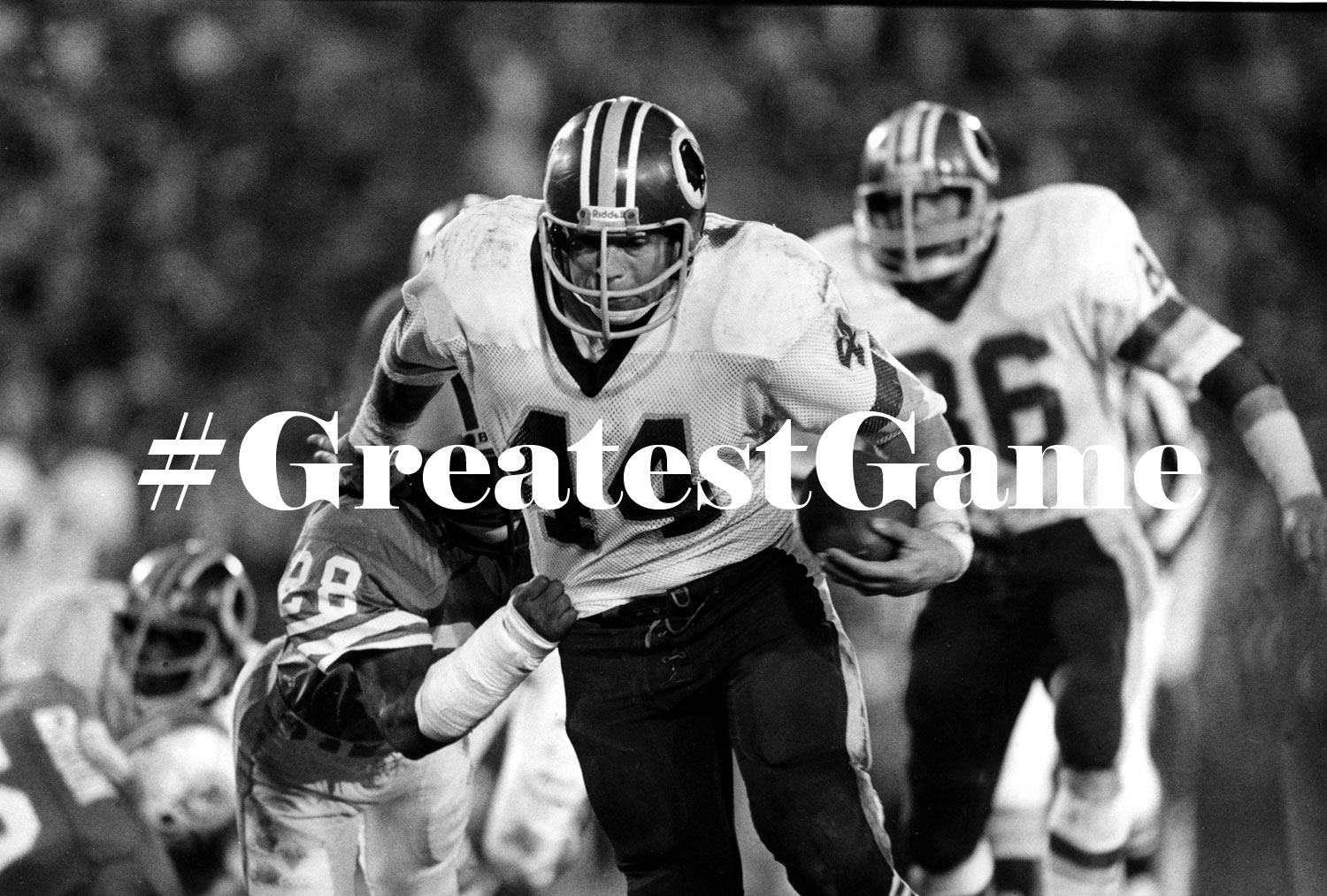 Greatest Game: Washington Redskins vs. Miami Dolphins — Jan. 30, 1983