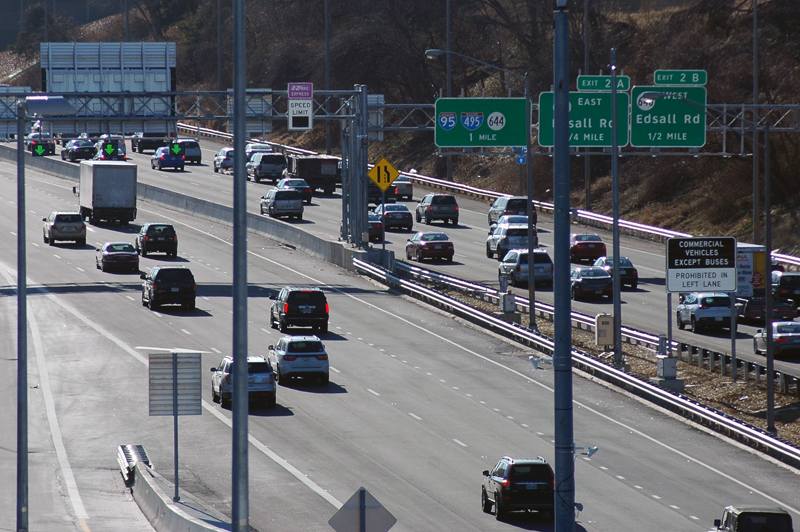 A year later, has a toll lane extension on I-95 helped your commute?