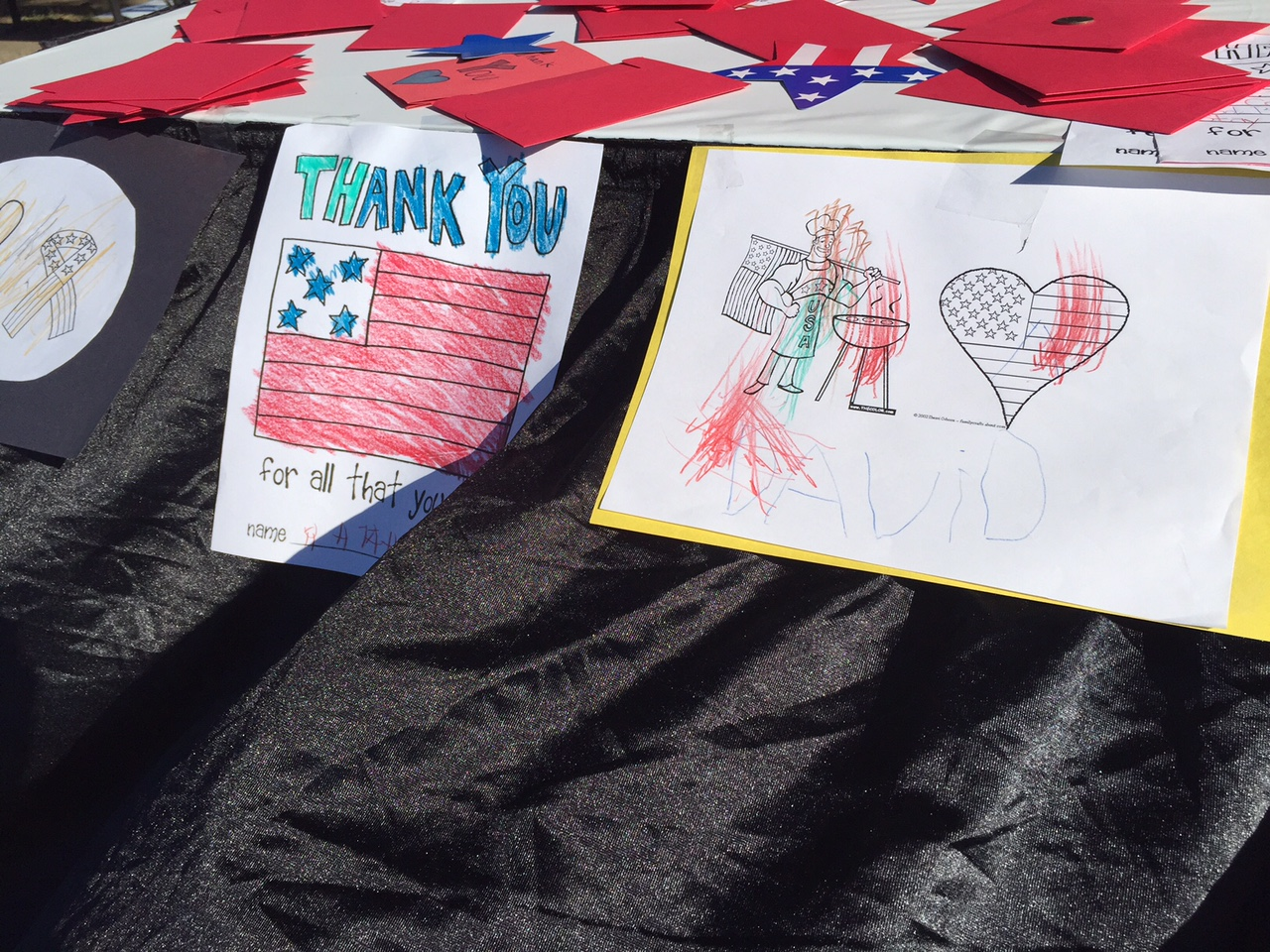 D.C. fourth-graders get lesson on Sept. 11 from local veterans