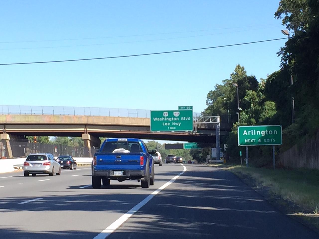 Va. board OKs I-66 tolls inside Beltway