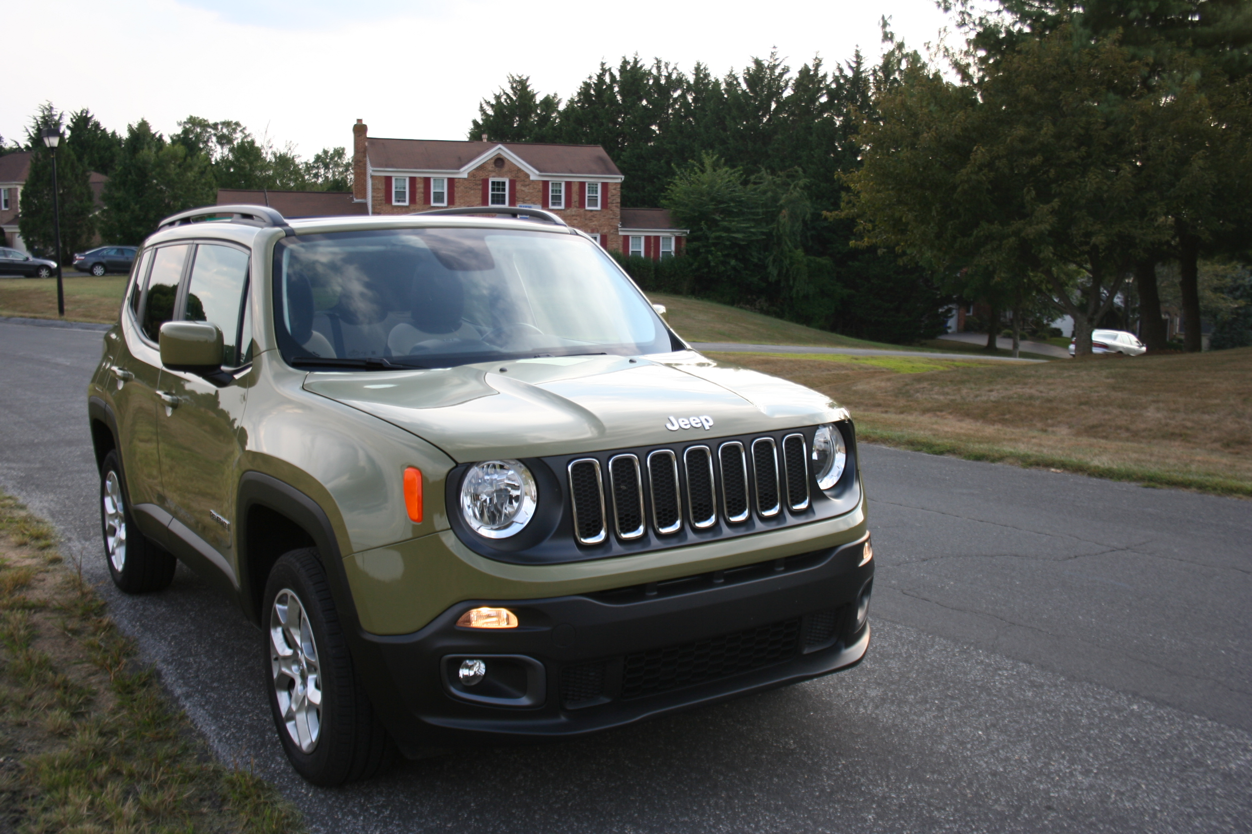 2015 Jeep Renegade: The not-so-cute subcompact crossover