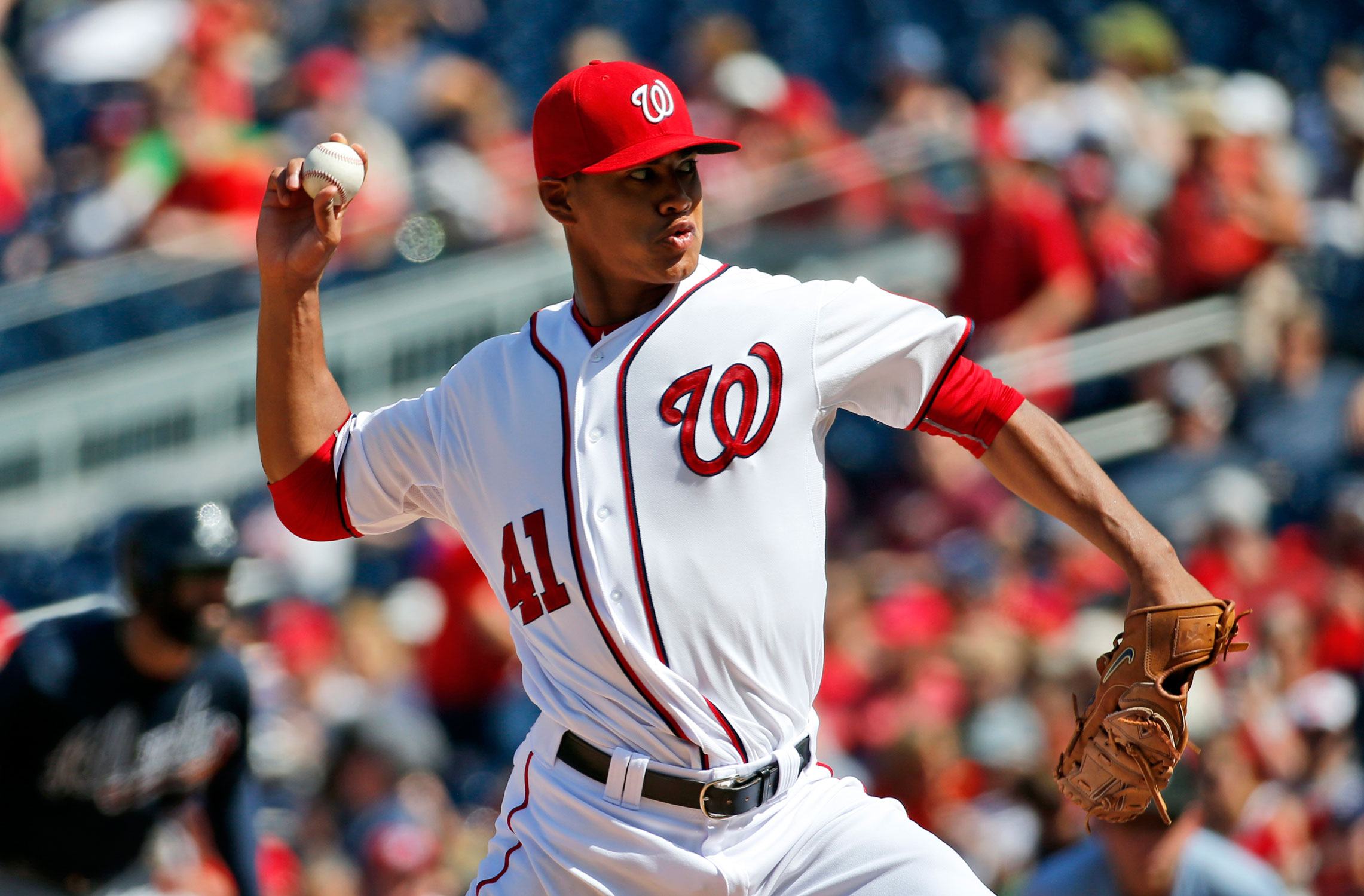 Nats send rookie Ross to bullpen