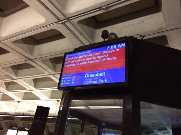 Metro repairs at Stadium-Armory take a step forward