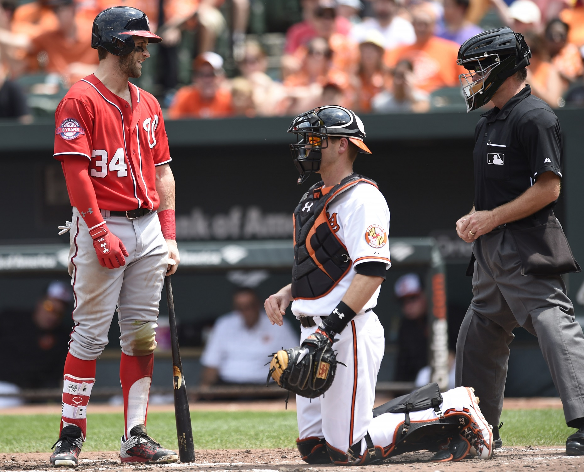 Battle of the Beltways becomes game of survival for Nationals, Orioles