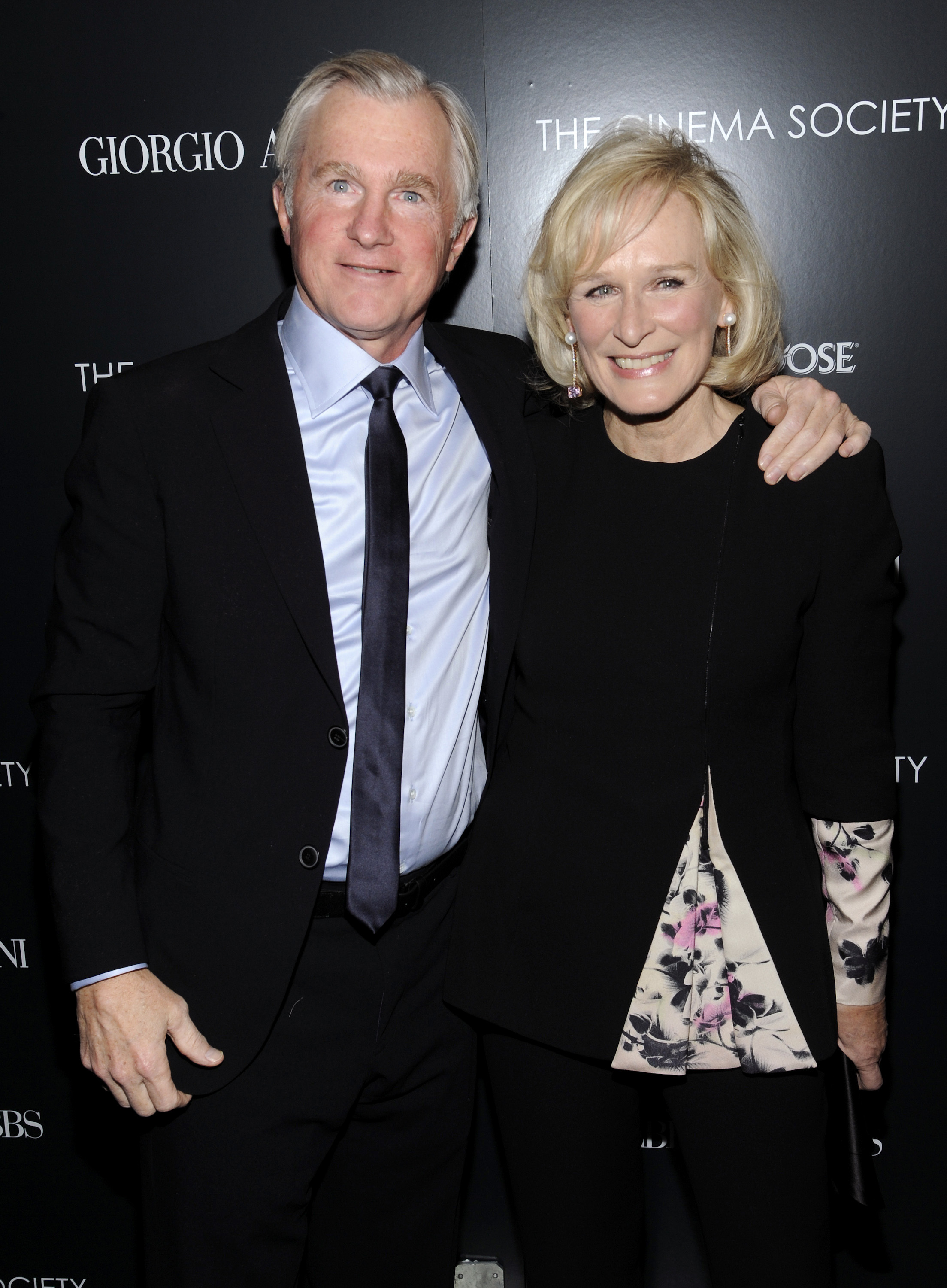 glenn close husband divorce after 9 years of marriage wtop
