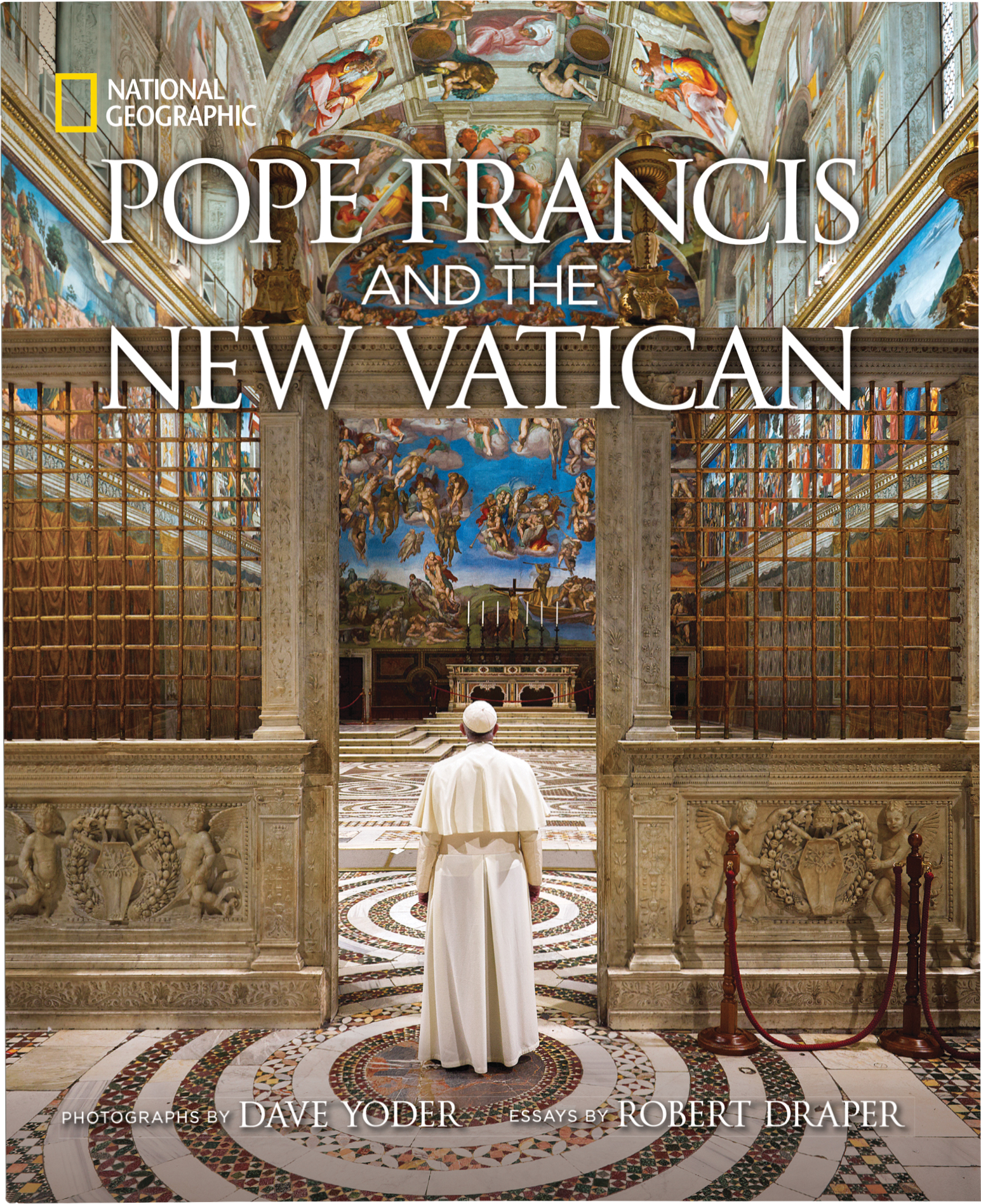 Stunning Pope Francis photos in Nat Geo book
